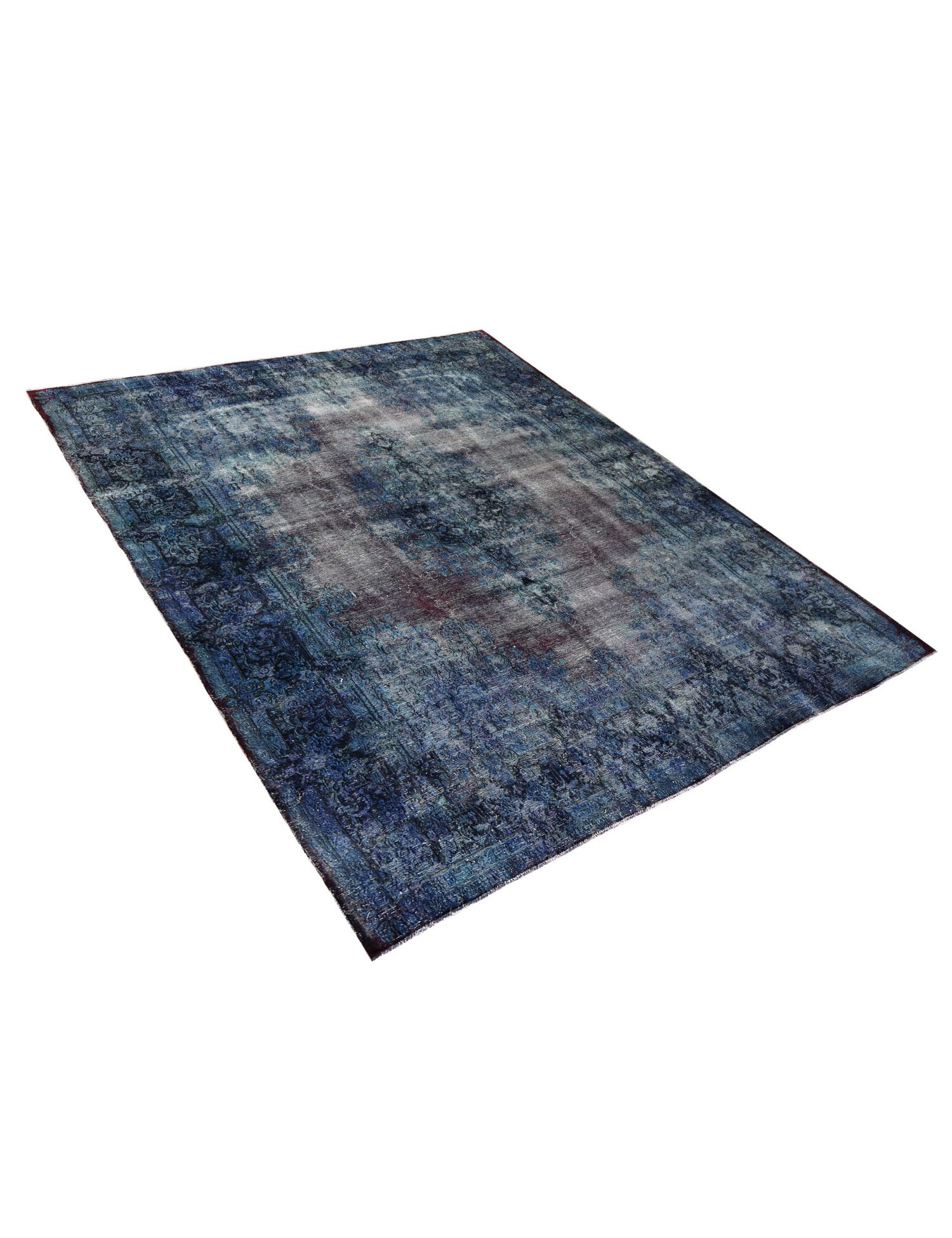 Vintage Teppich  blau <br/>397 x 299 cm