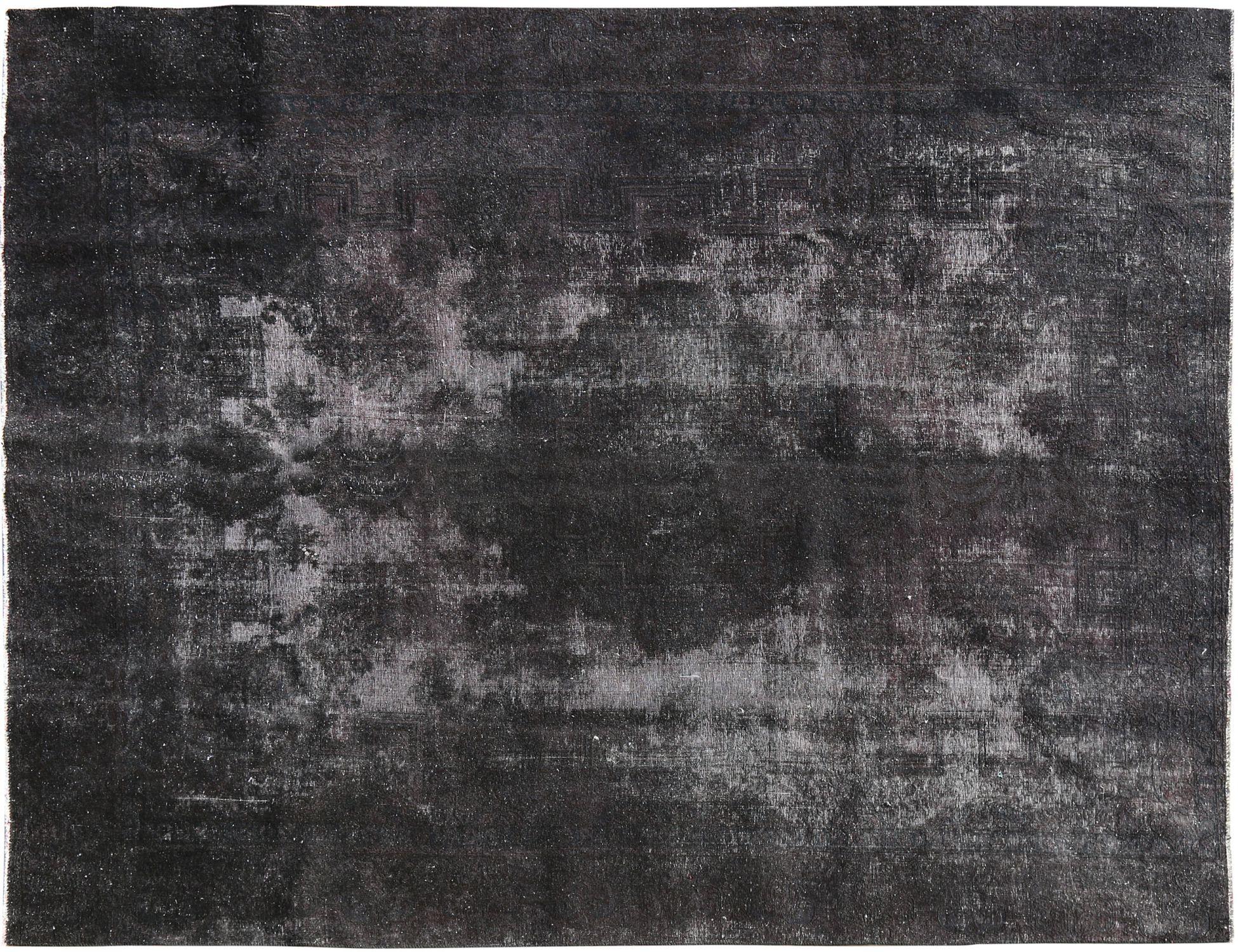 Tappeto Vintage  nero <br/>353 x 269 cm
