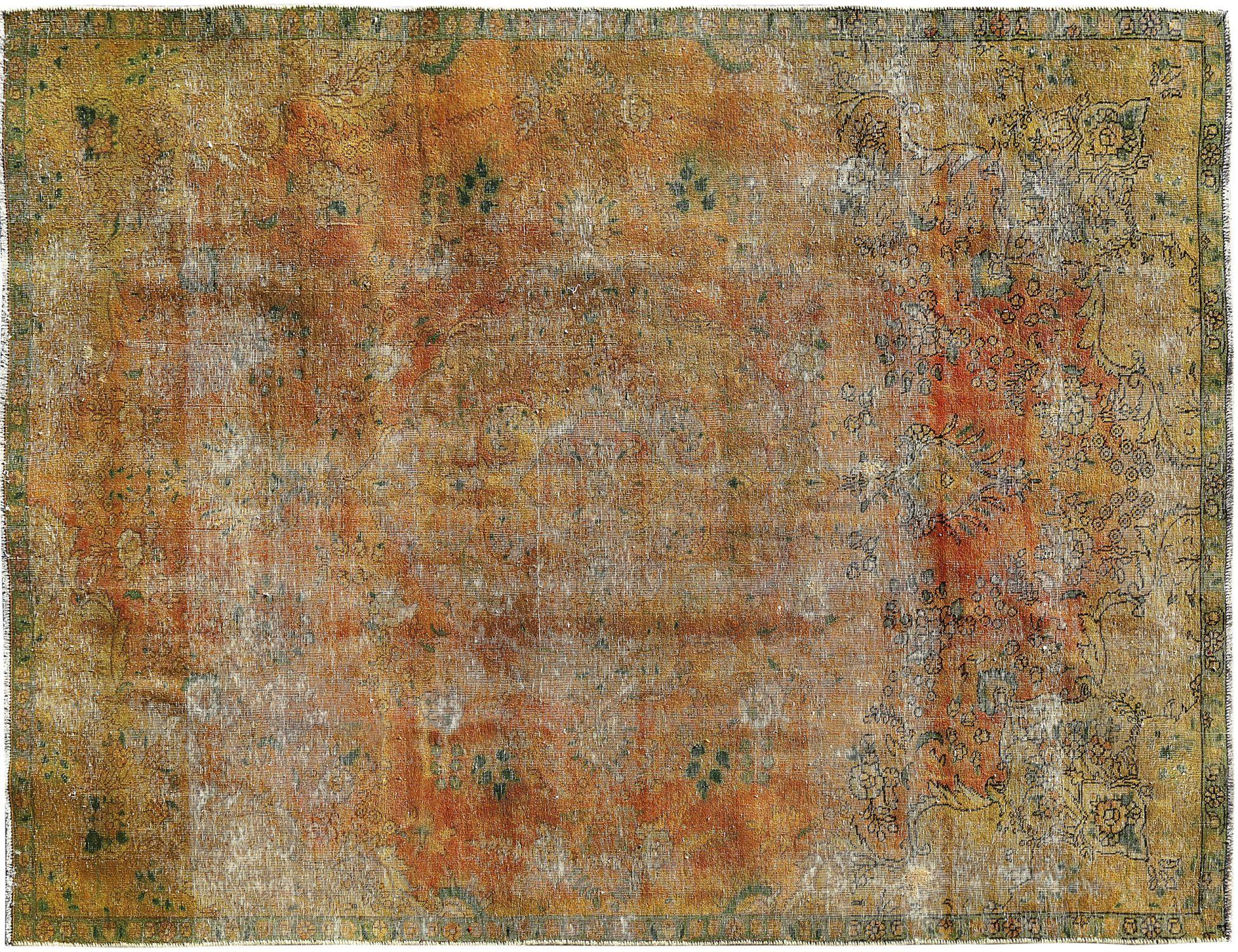 Tappeto Vintage  giallo <br/>324 x 226 cm
