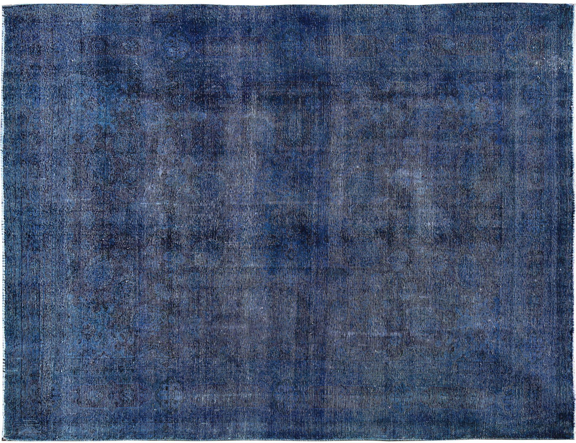Tappeto Vintage  blu <br/>345 x 242 cm