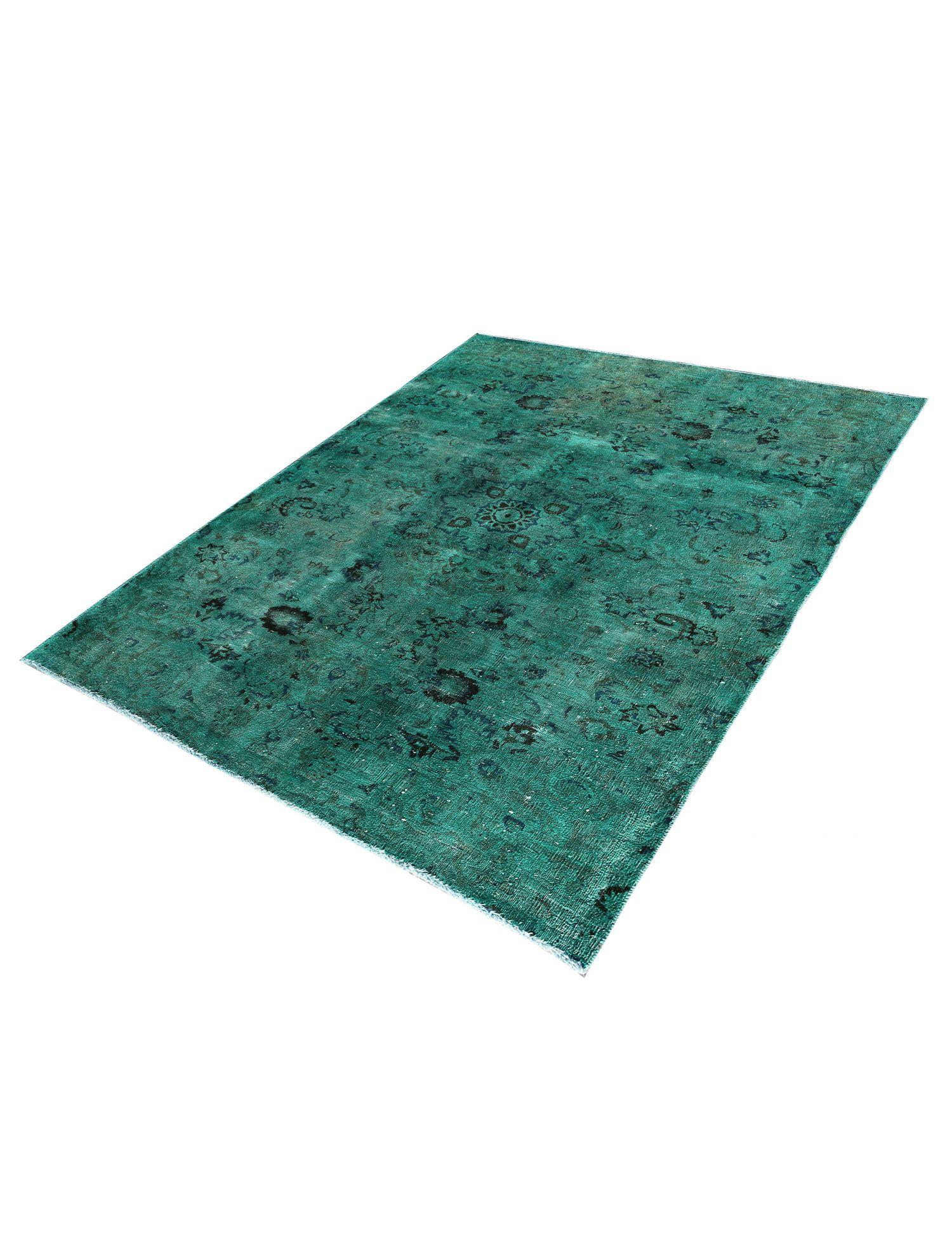 Tappeto Vintage  verde <br/>248 x 156 cm