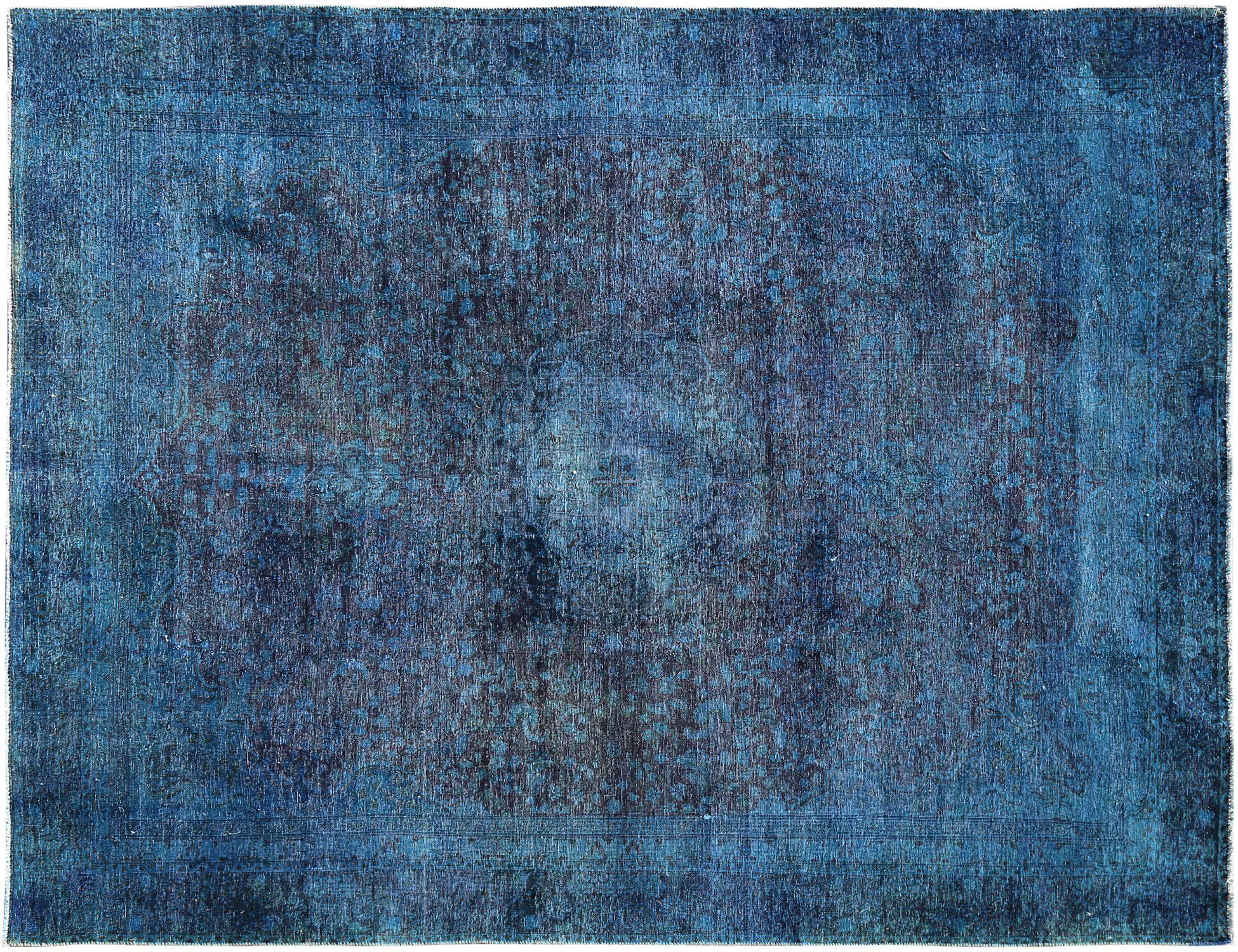 Tapis Vintage  bleu <br/>359 x 260 cm