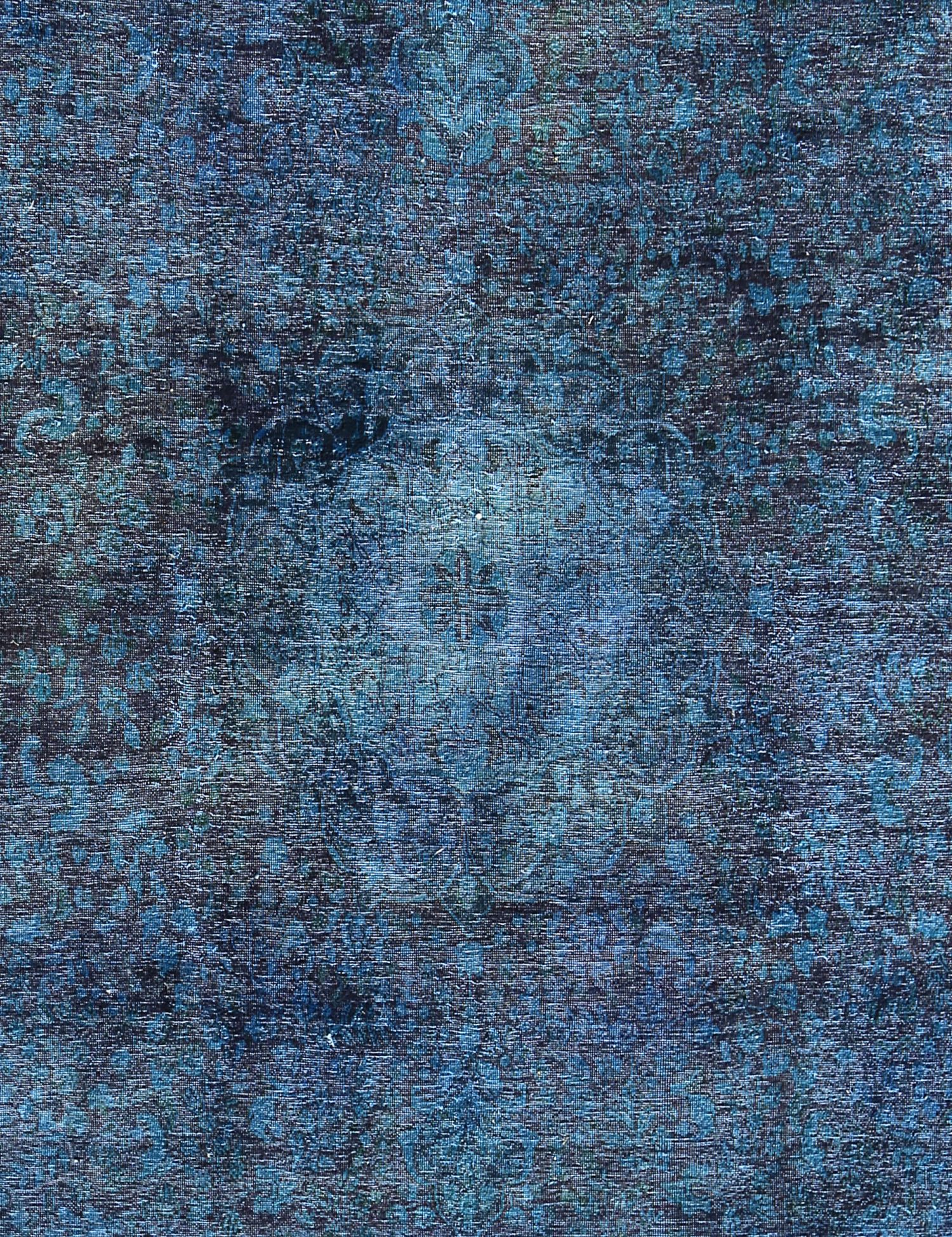 Tappeto Vintage  blu <br/>359 x 260 cm