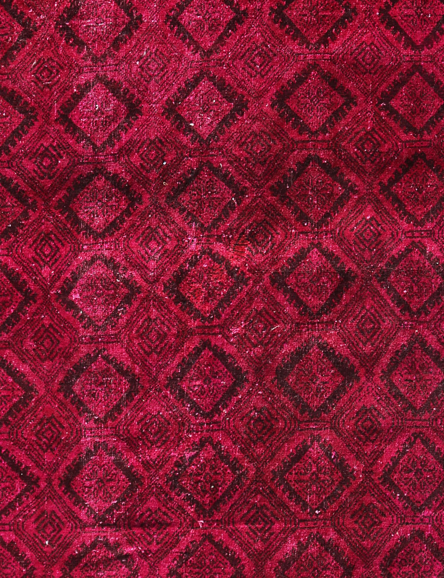 Tappeto Vintage  rosso <br/>212 x 110 cm