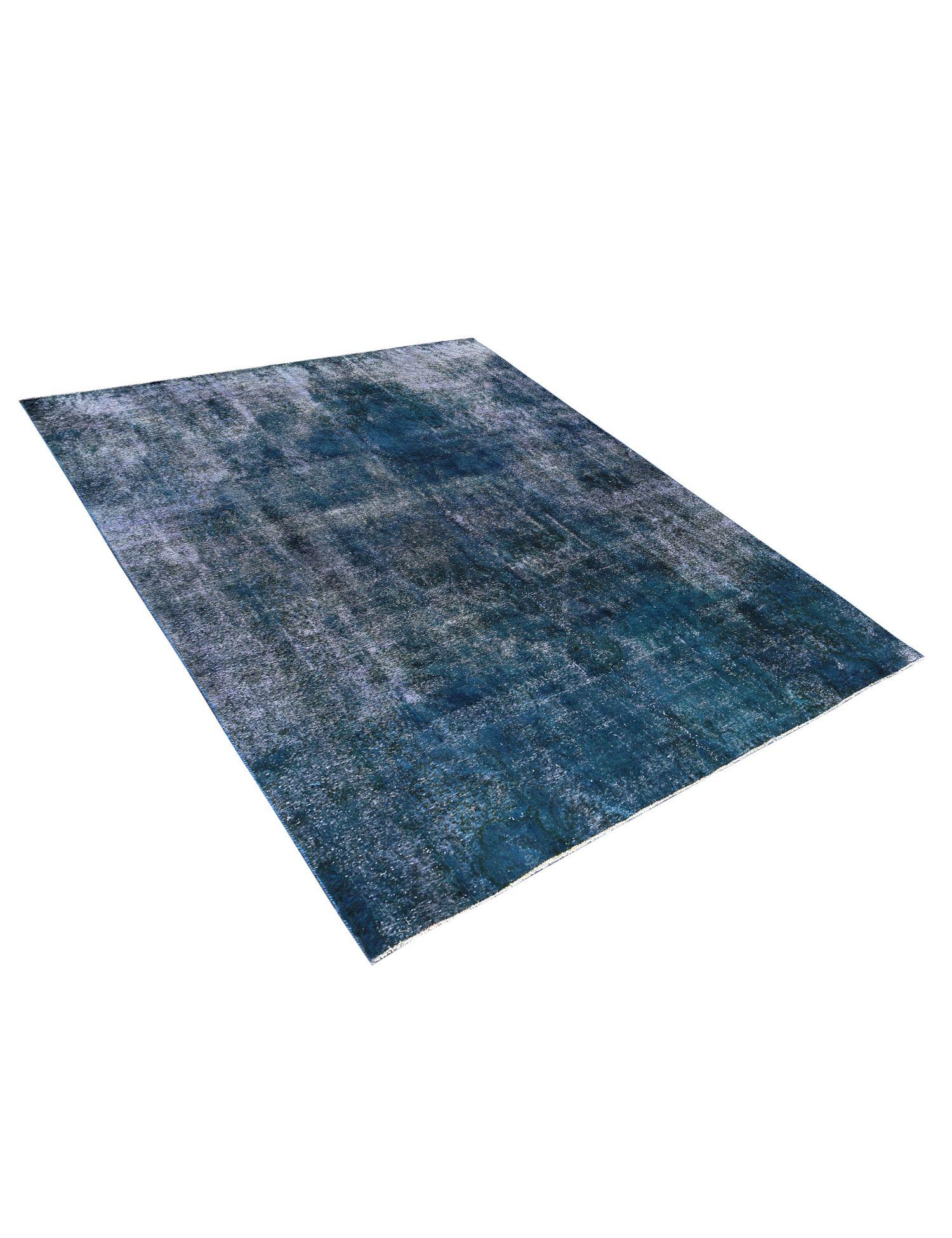 Tappeto Vintage  blu <br/>330 x 273 cm