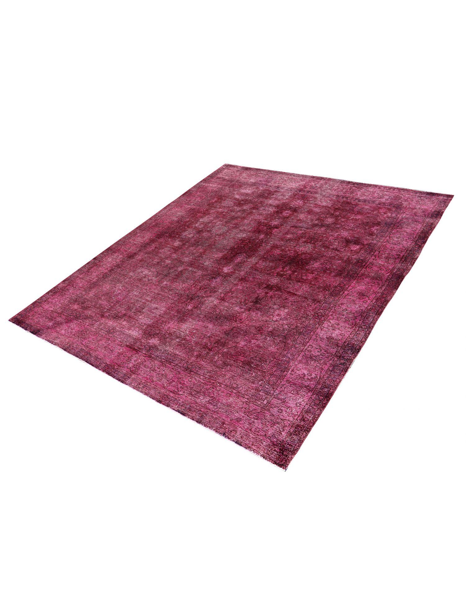 Tappeto Vintage  rosa <br/>379 x 290 cm