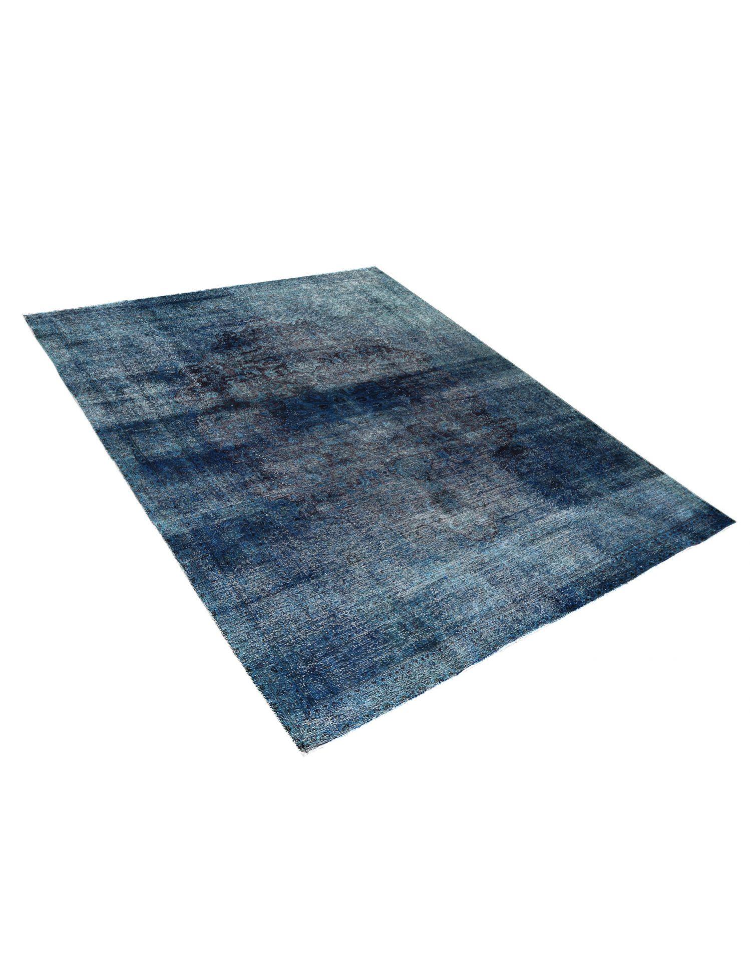 Tappeto Vintage  blu <br/>372 x 280 cm