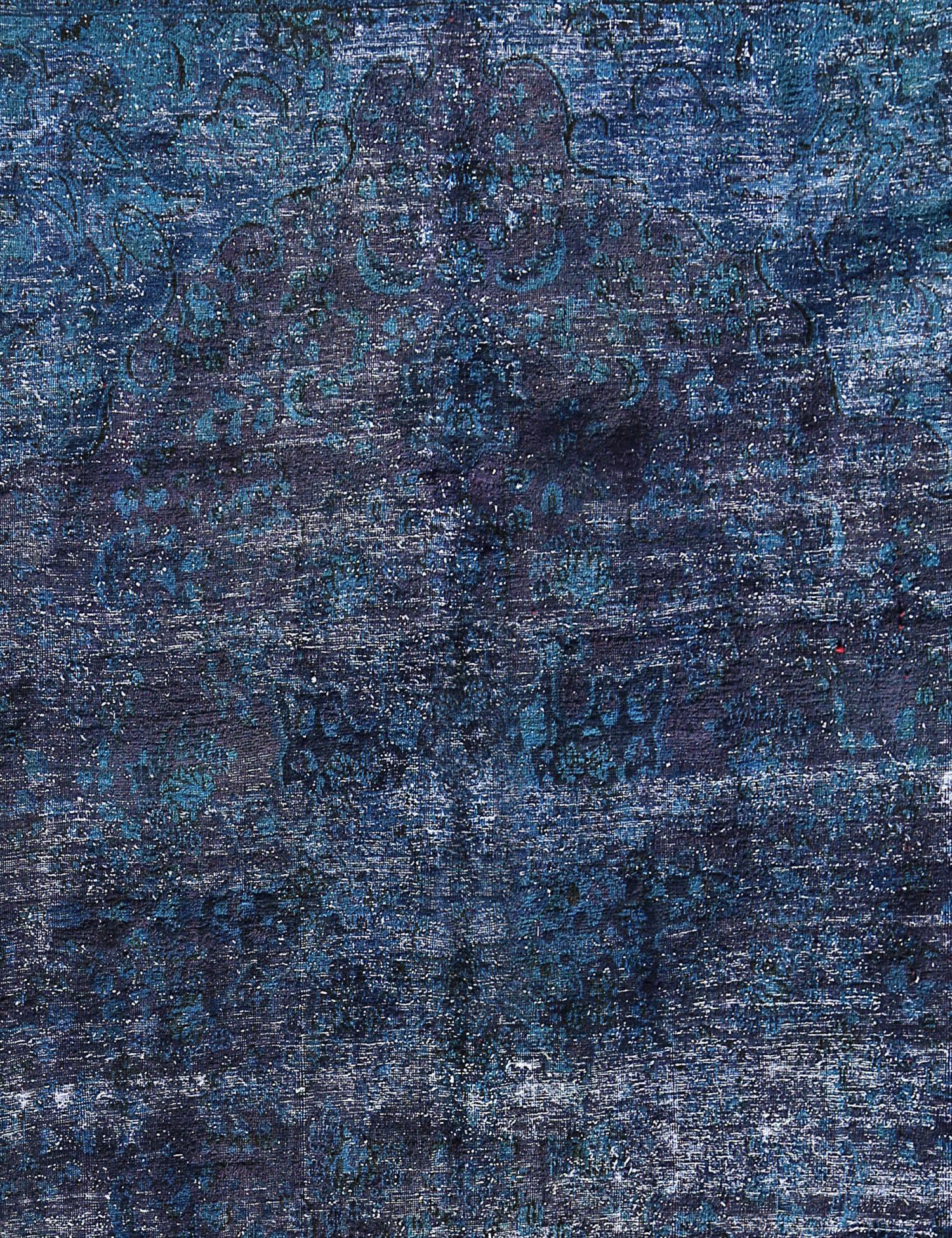 Tappeto Vintage  blu <br/>337 x 268 cm