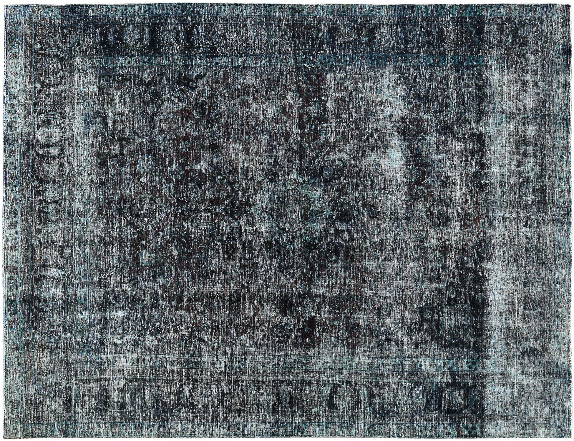 Tappeto Vintage  blu <br/>359 x 281 cm