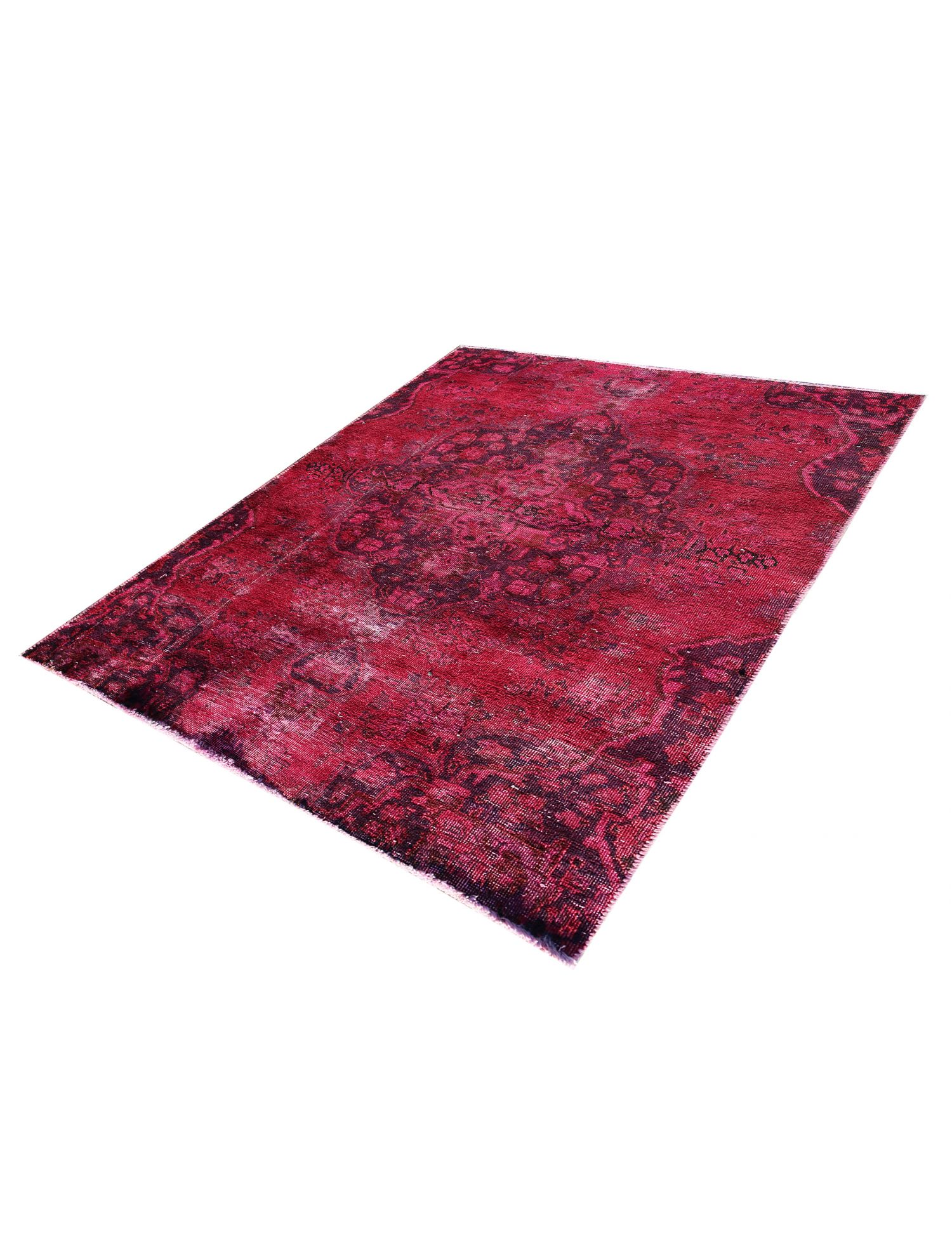 Vintage Teppich  rot <br/>177 x 129 cm