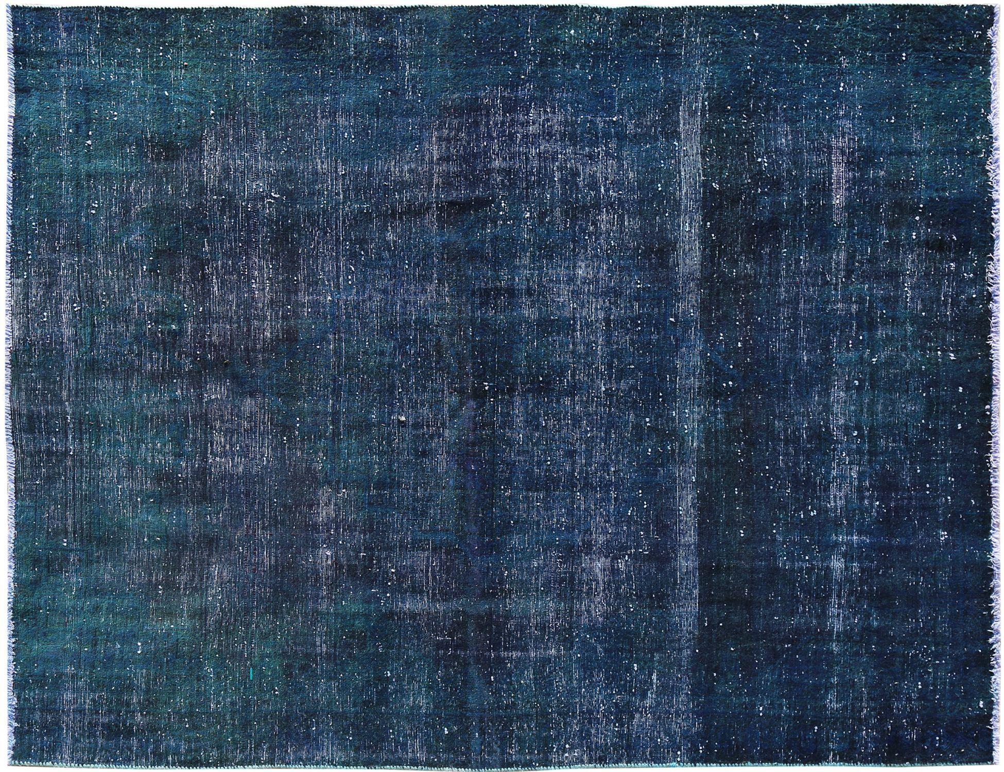 Tappeto Vintage  blu <br/>246 x 206 cm