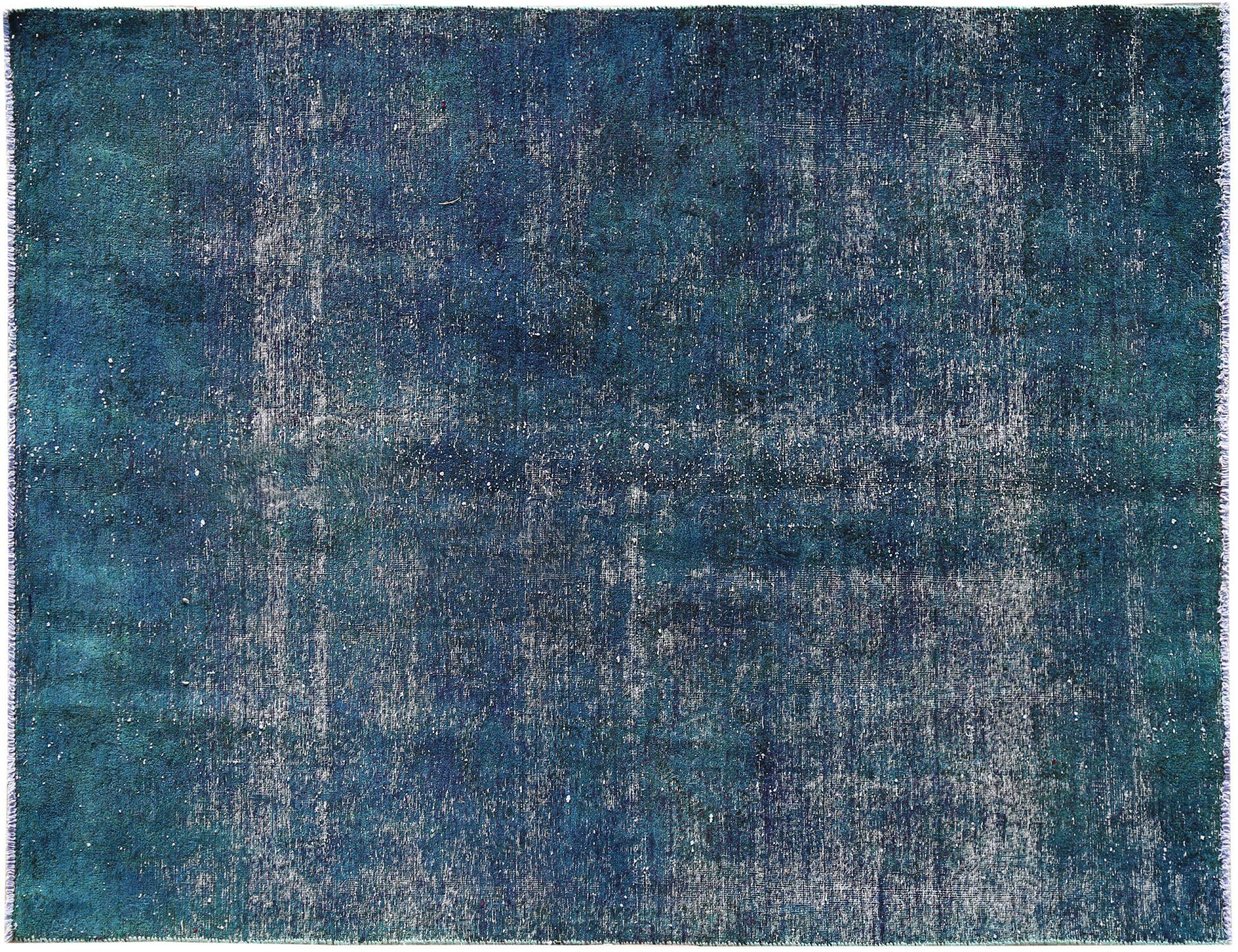 Tappeto Vintage  blu <br/>268 x 178 cm