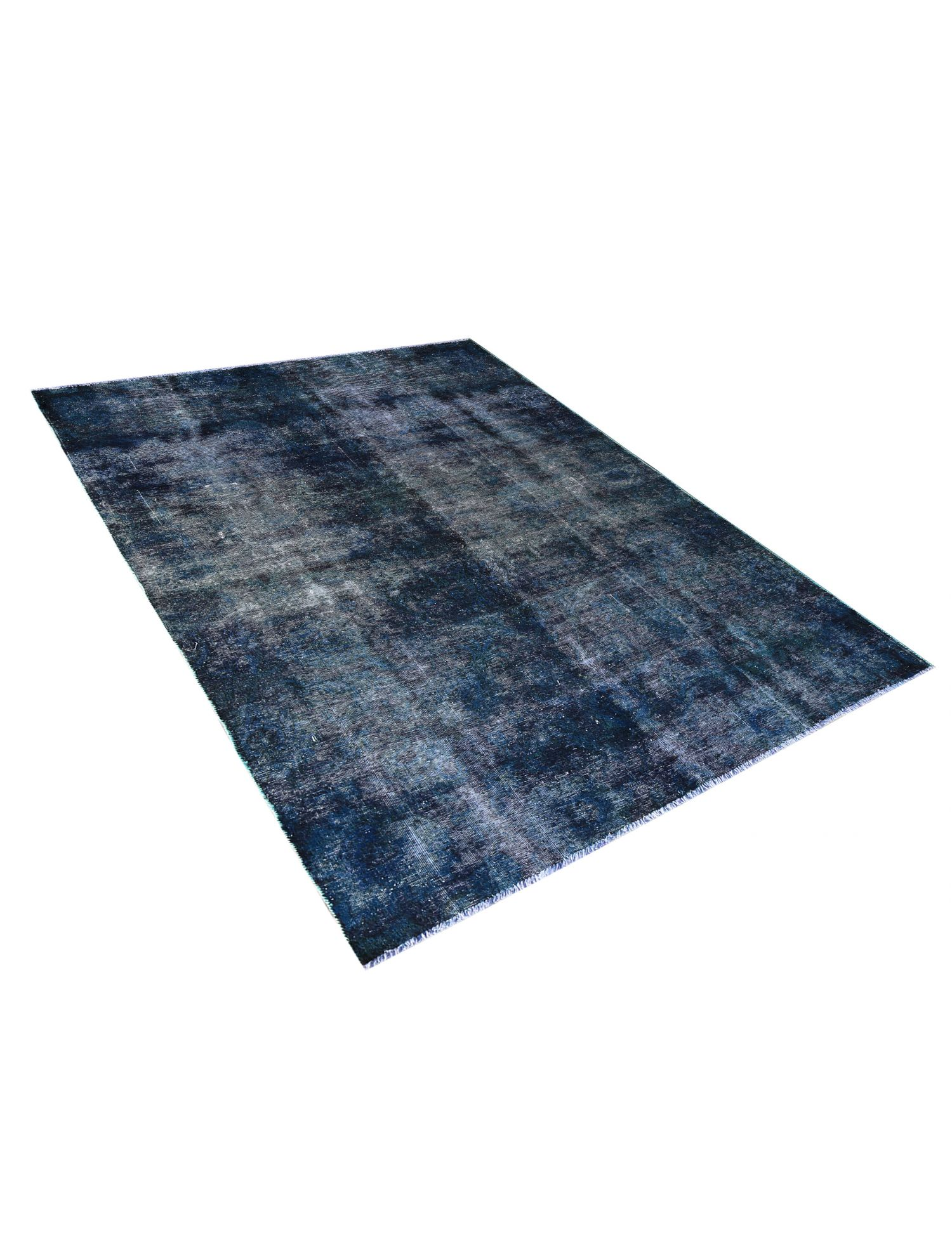 Tappeto Vintage  blu <br/>270 x 180 cm