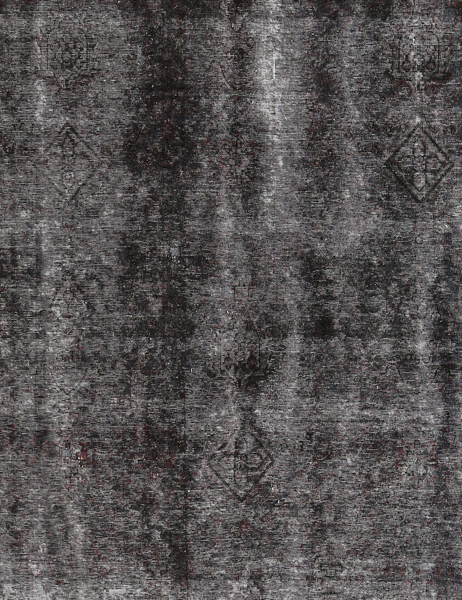 Tappeto Vintage  nero <br/>315 x 229 cm