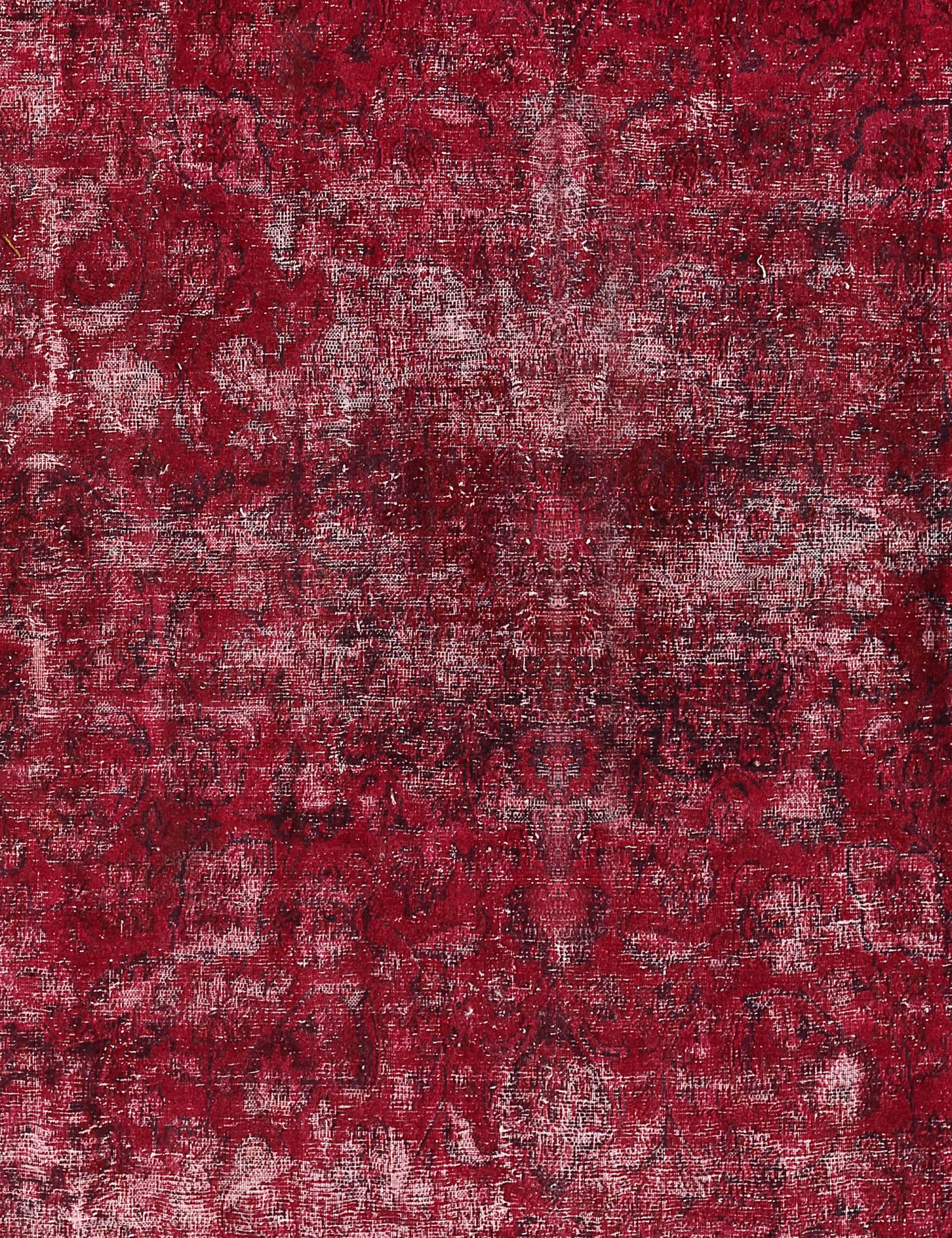 Tappeto Vintage  rosso <br/>224 x 225 cm