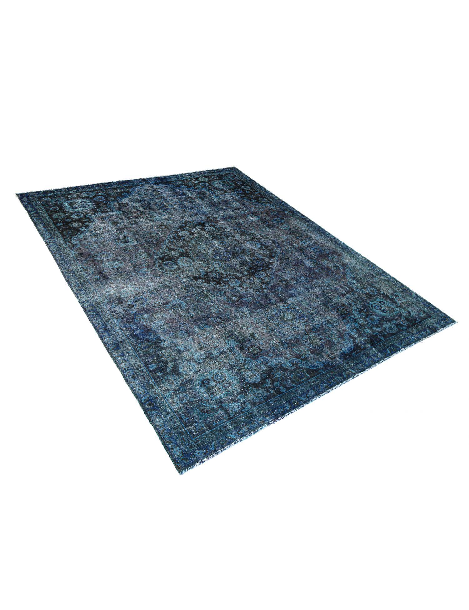 Tappeto Vintage  blu <br/>338 x 242 cm