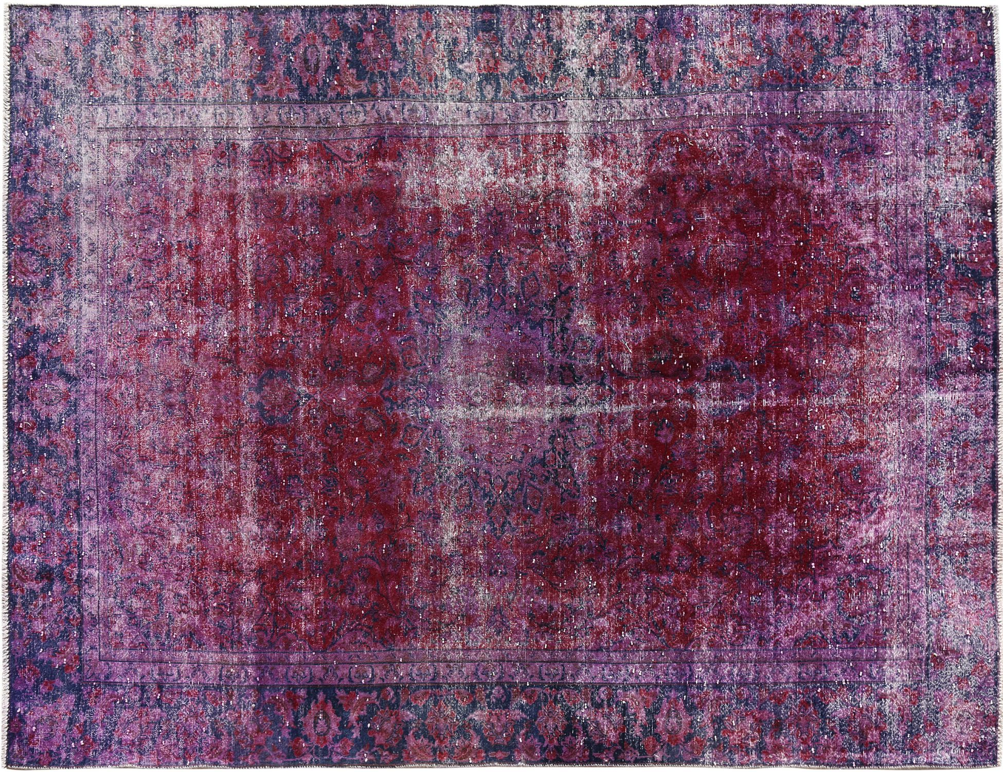 Tappeto Vintage  rosso <br/>336 x 220 cm
