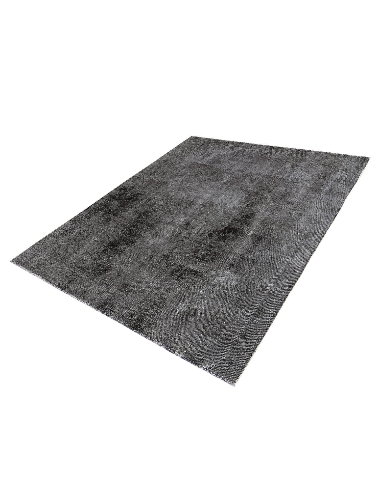 Vintage Teppich  schwarz <br/>282 x 183 cm
