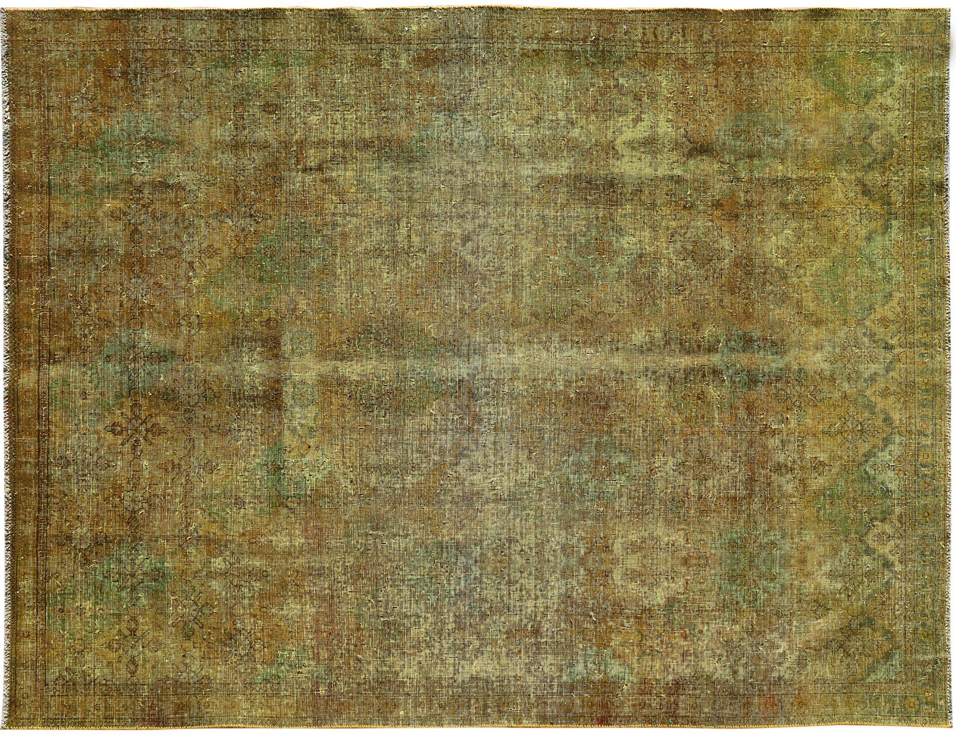 Vintage Carpet  gelb <br/>310 x 222 cm