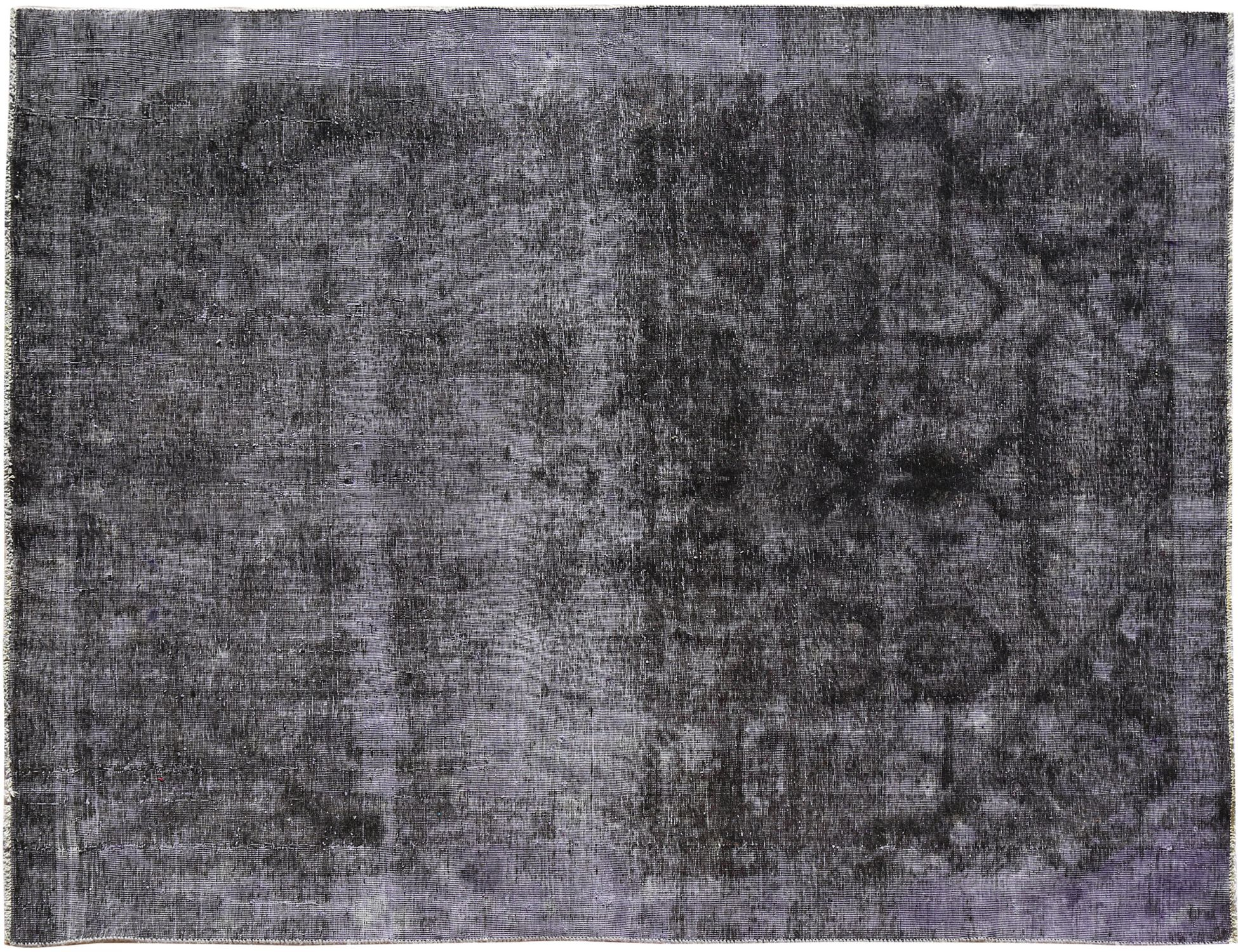 Tappeto Vintage  nero <br/>304 x 212 cm