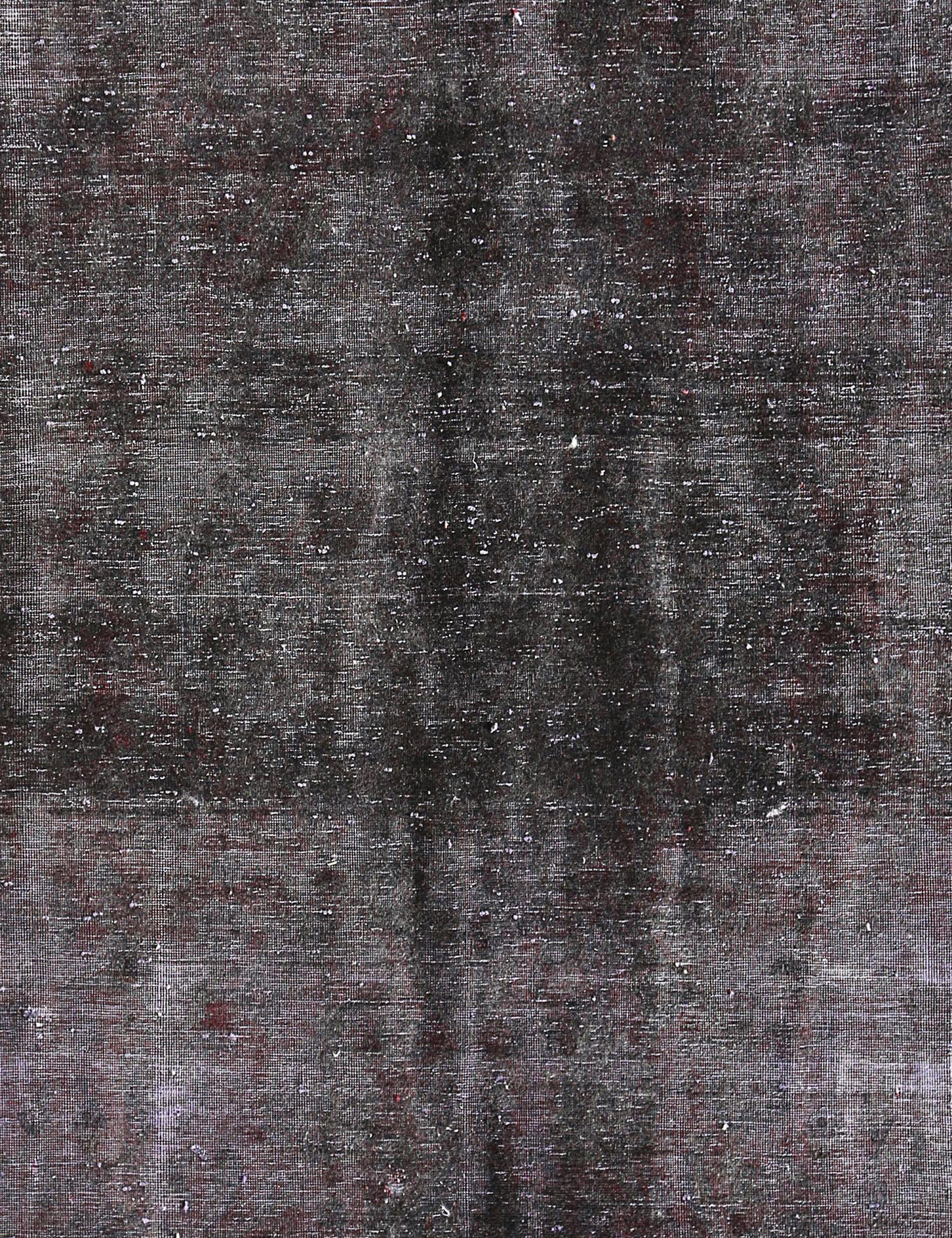 Tappeto Vintage  nero <br/>267 x 167 cm