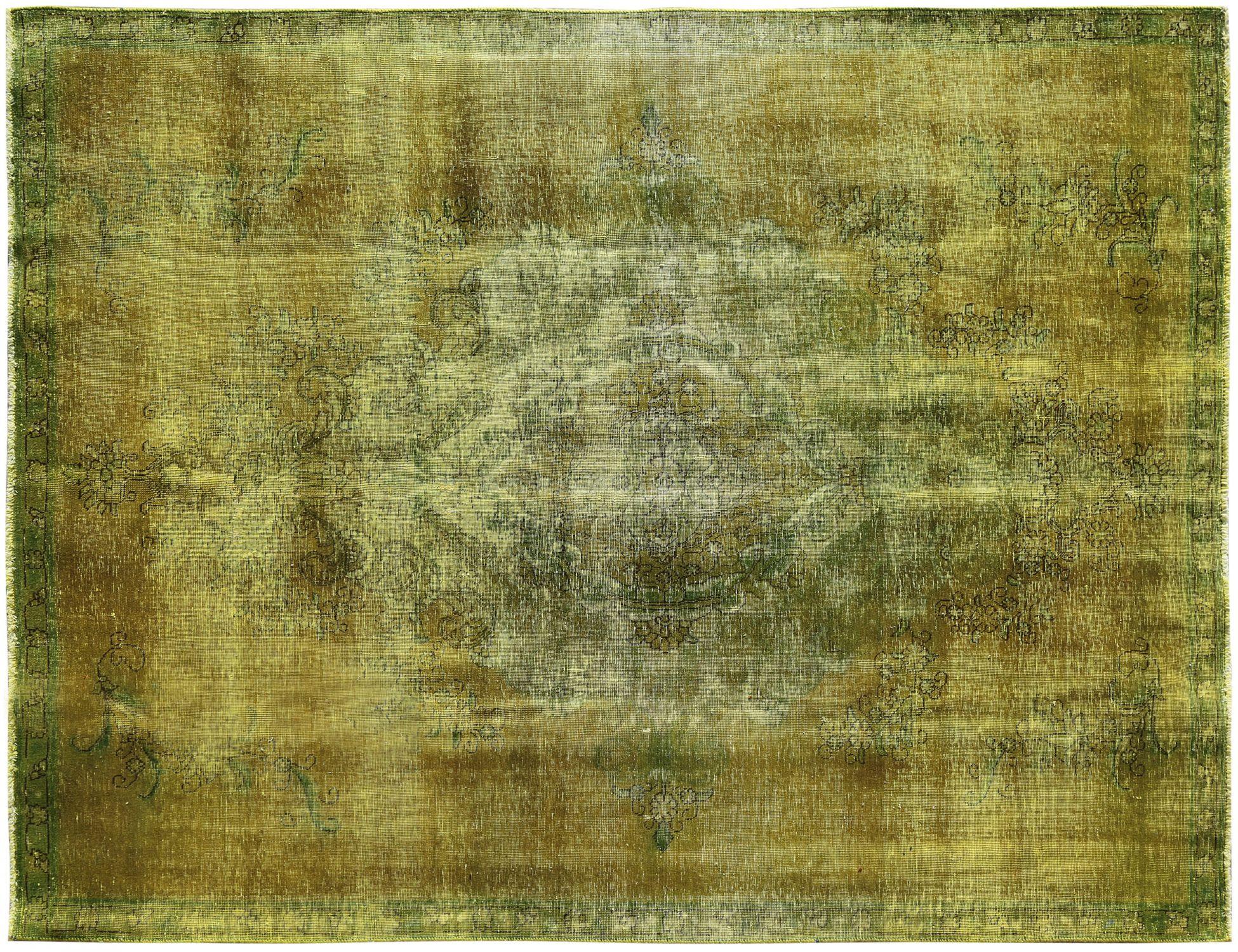 Vintage Teppich  gelb <br/>311 x 224 cm