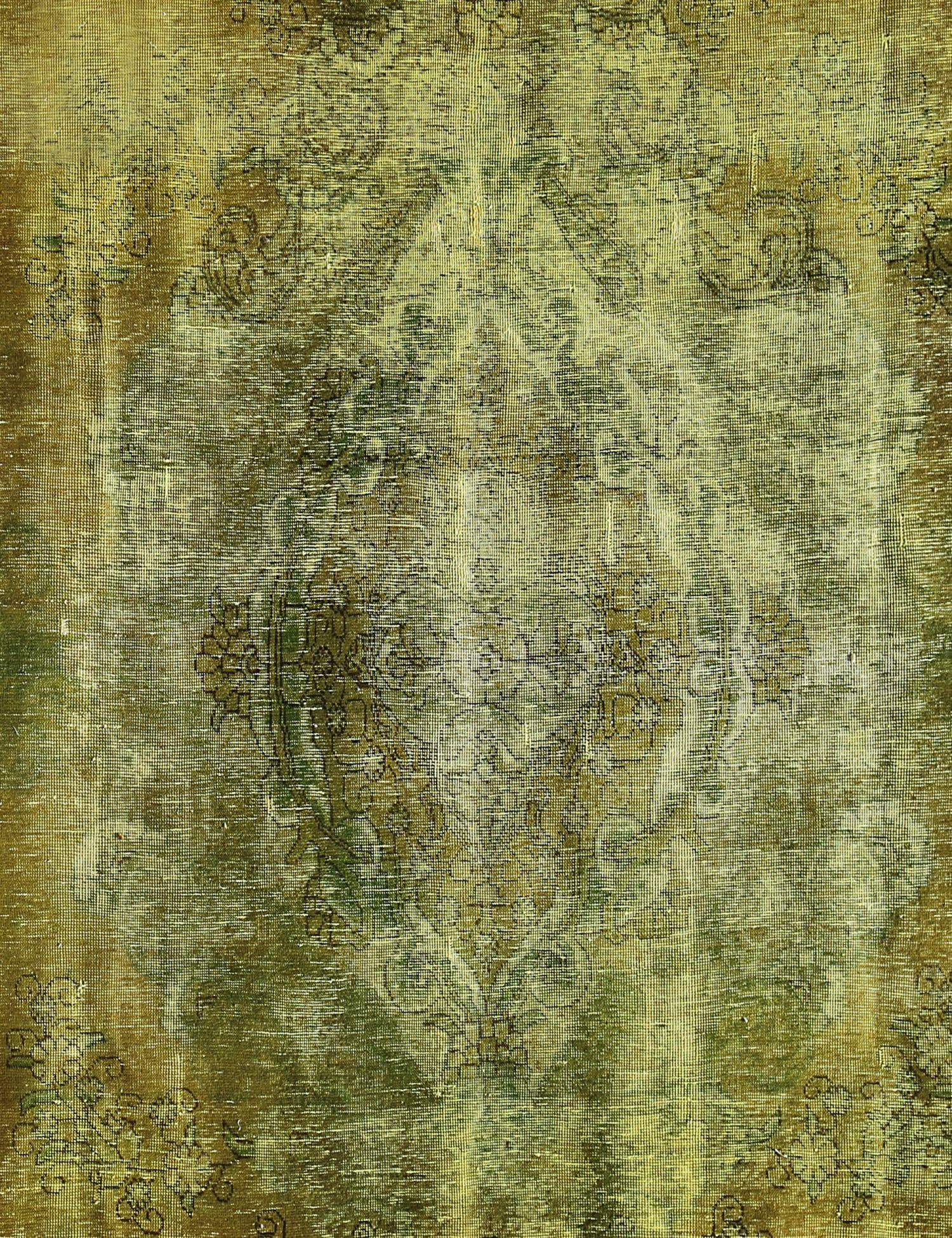 Tappeto Vintage  giallo <br/>311 x 224 cm