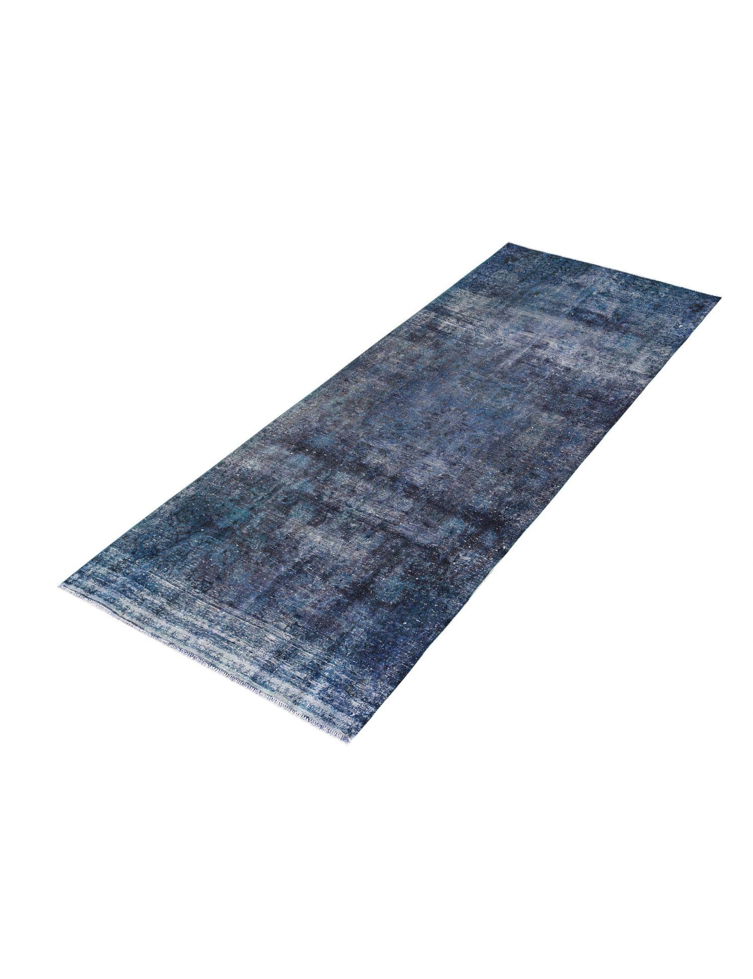 Tappeto Vintage  blu <br/>311 x 173 cm