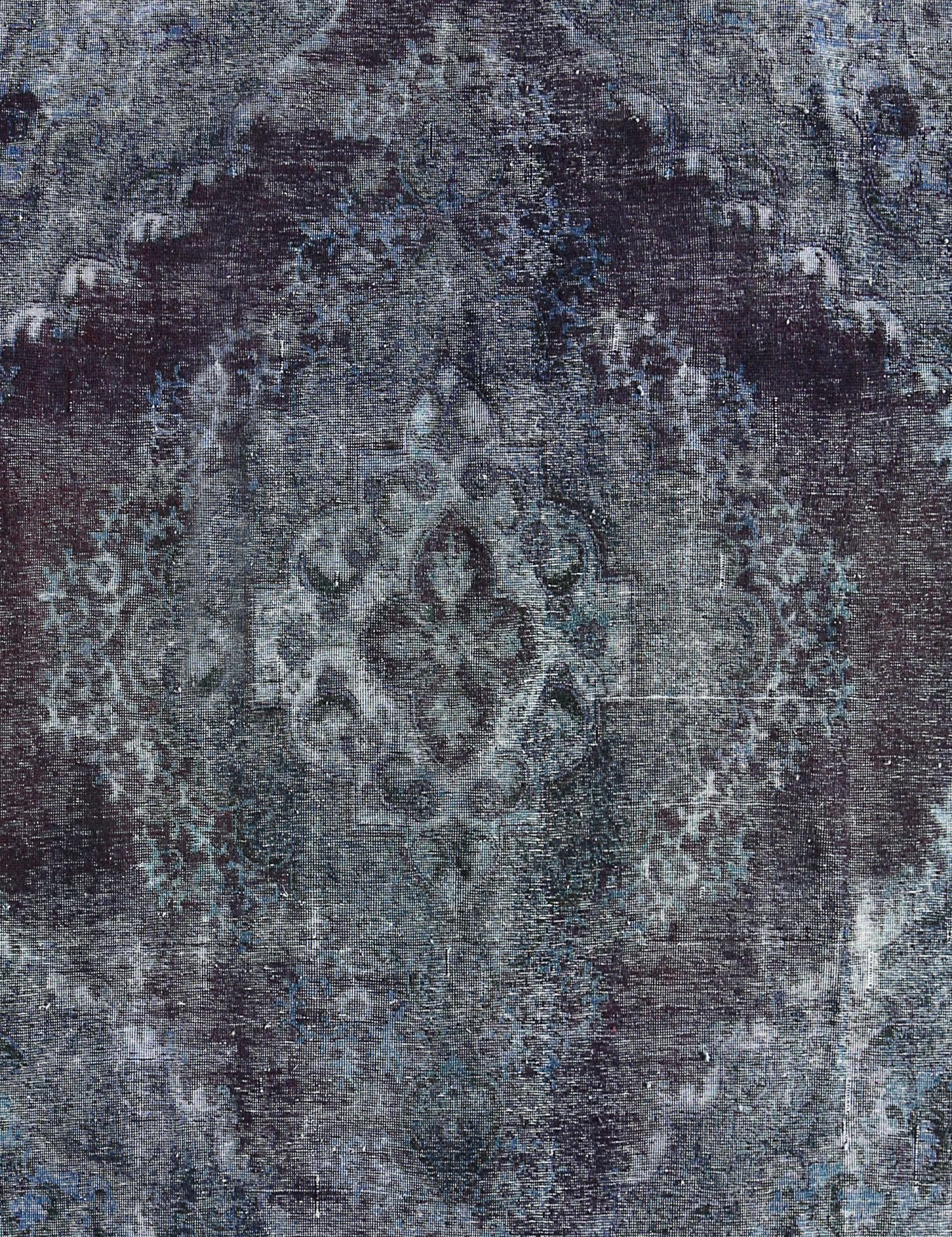 Tappeto Vintage  blu <br/>293 x 290 cm