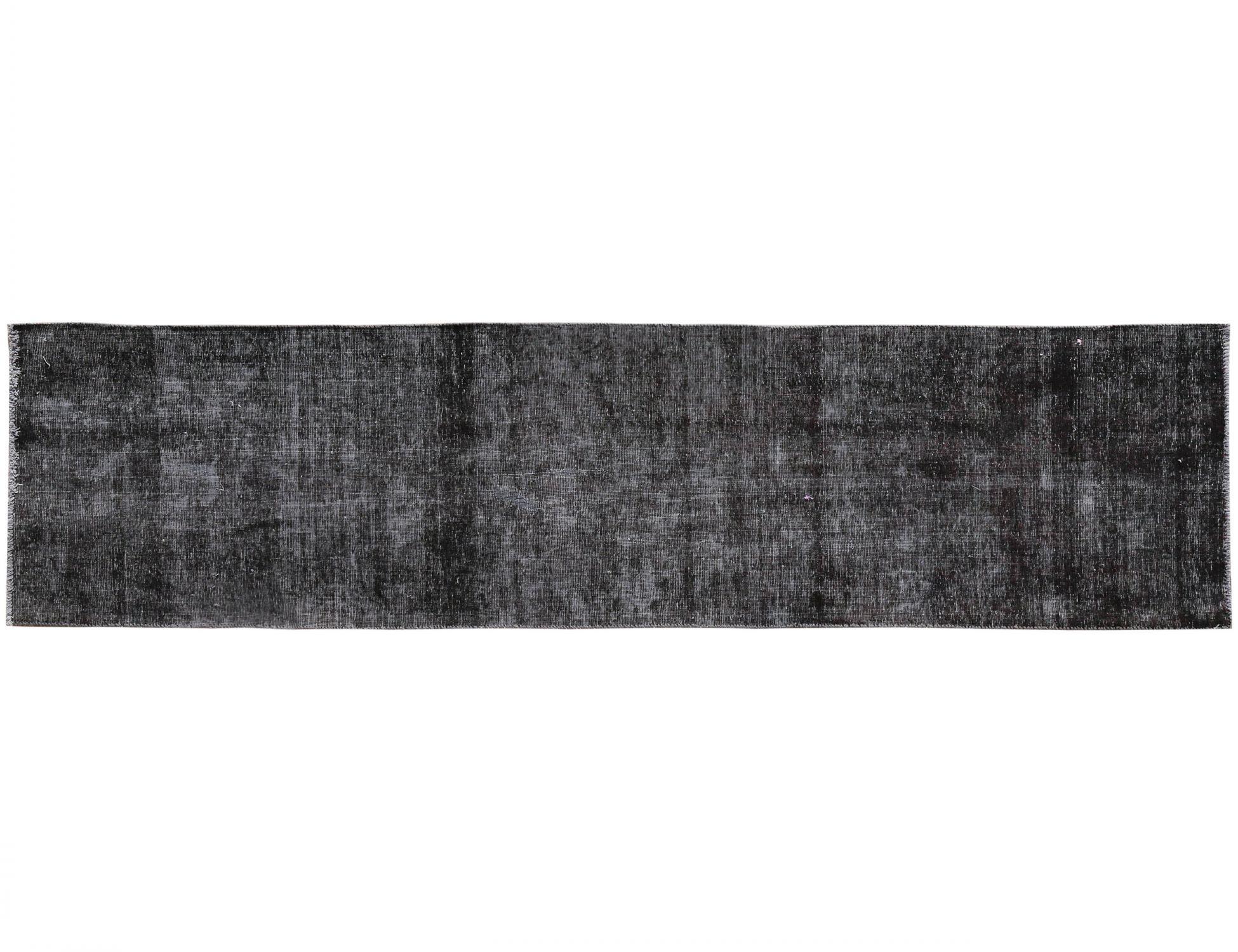 Tappeto Vintage  nero <br/>266 x 76 cm