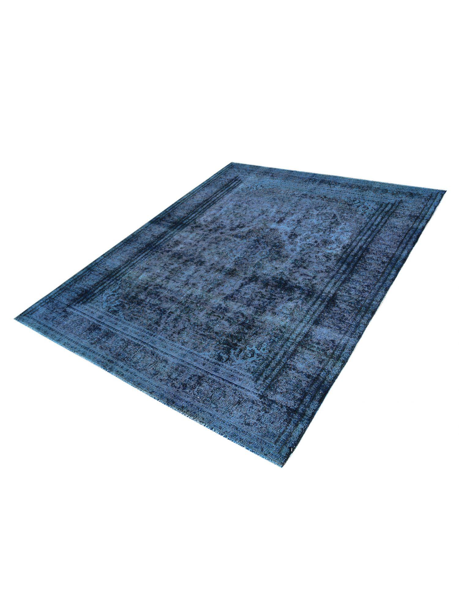 Tappeto Vintage  blu <br/>327 x 226 cm