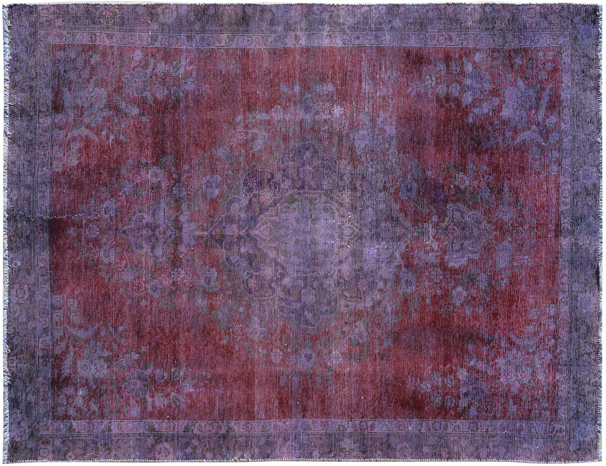 Vintage Teppich  lila <br/>260 x 169 cm