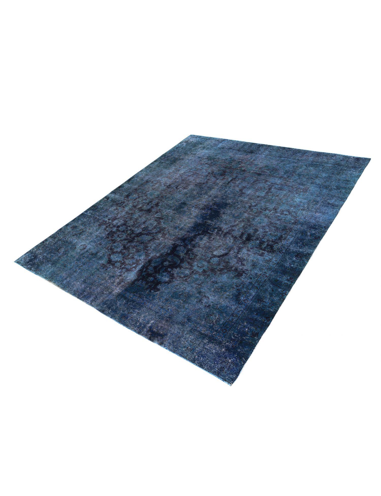 Tappeto Vintage  blu <br/>348 x 268 cm