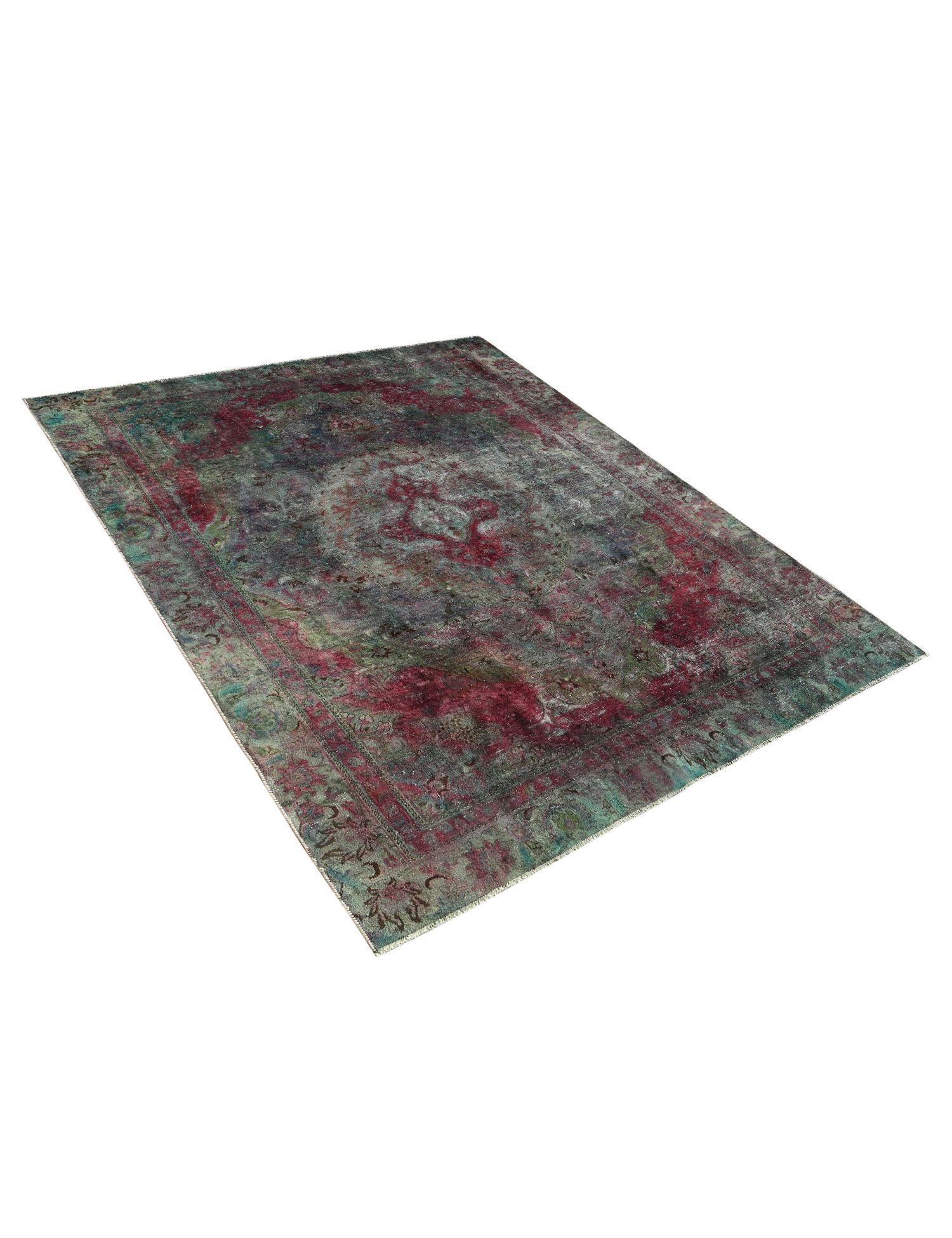 Vintage Teppich  grün <br/>304 x 220 cm