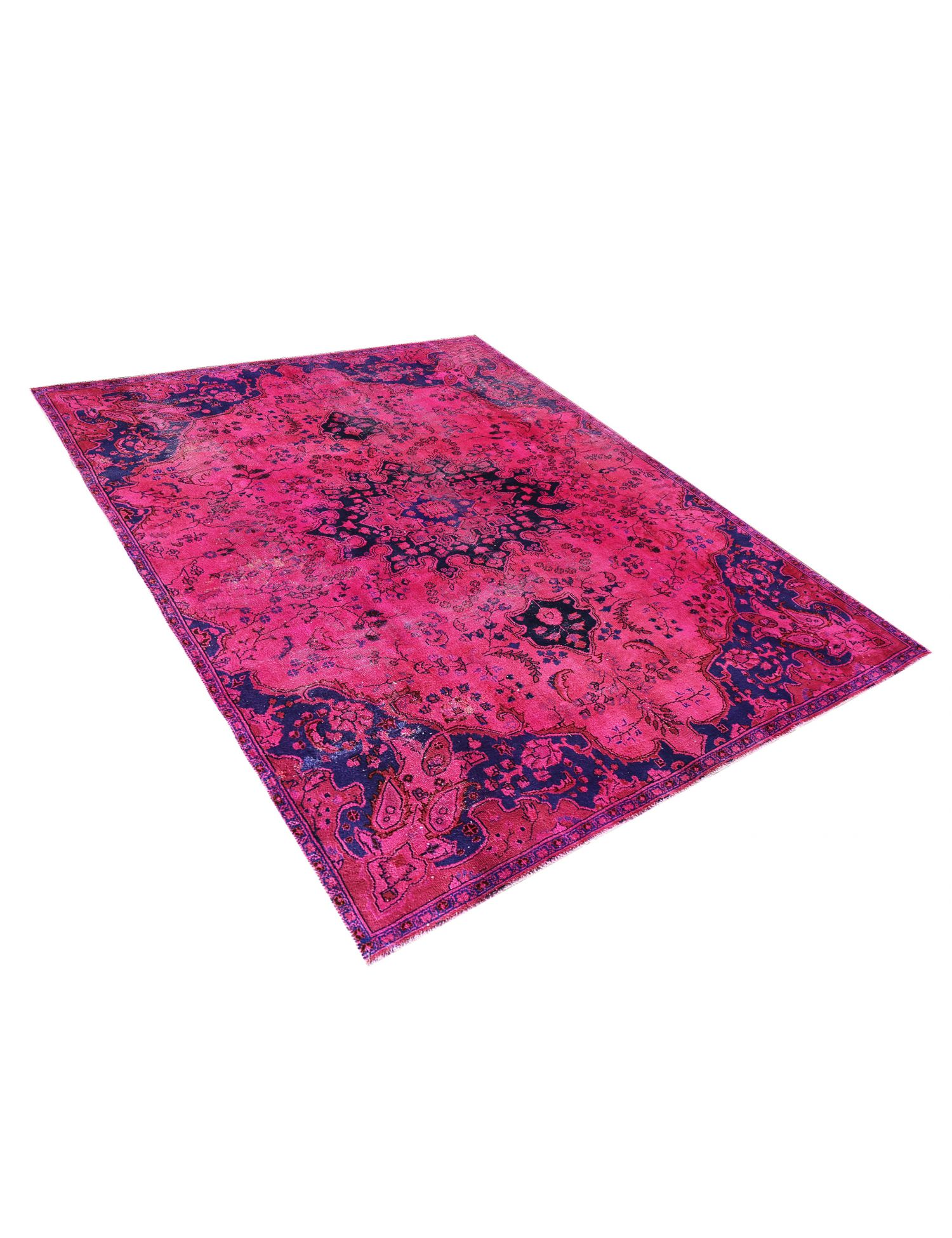 Vintage Teppich  rot <br/>292 x 203 cm