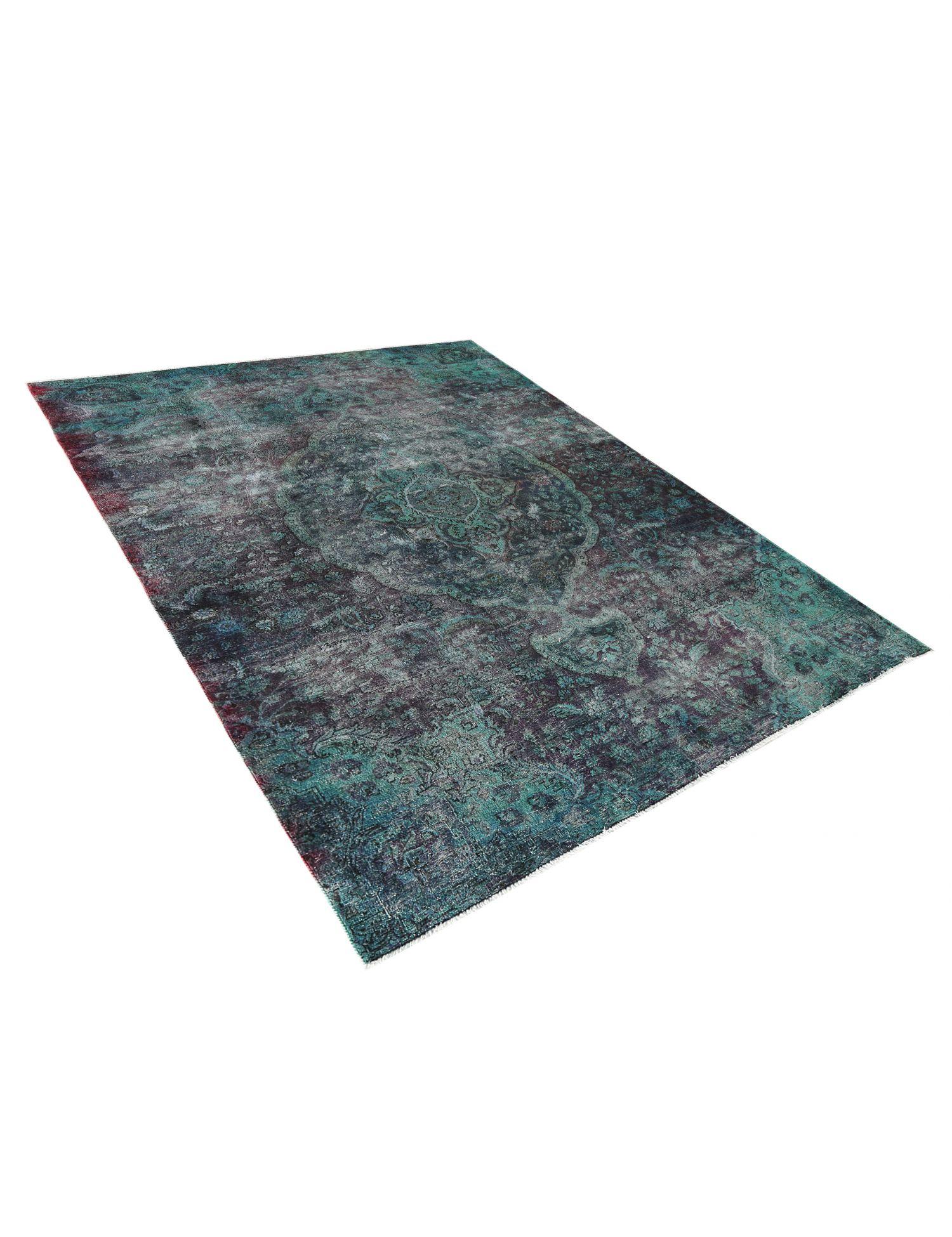 Tappeto Vintage  verde <br/>313 x 194 cm