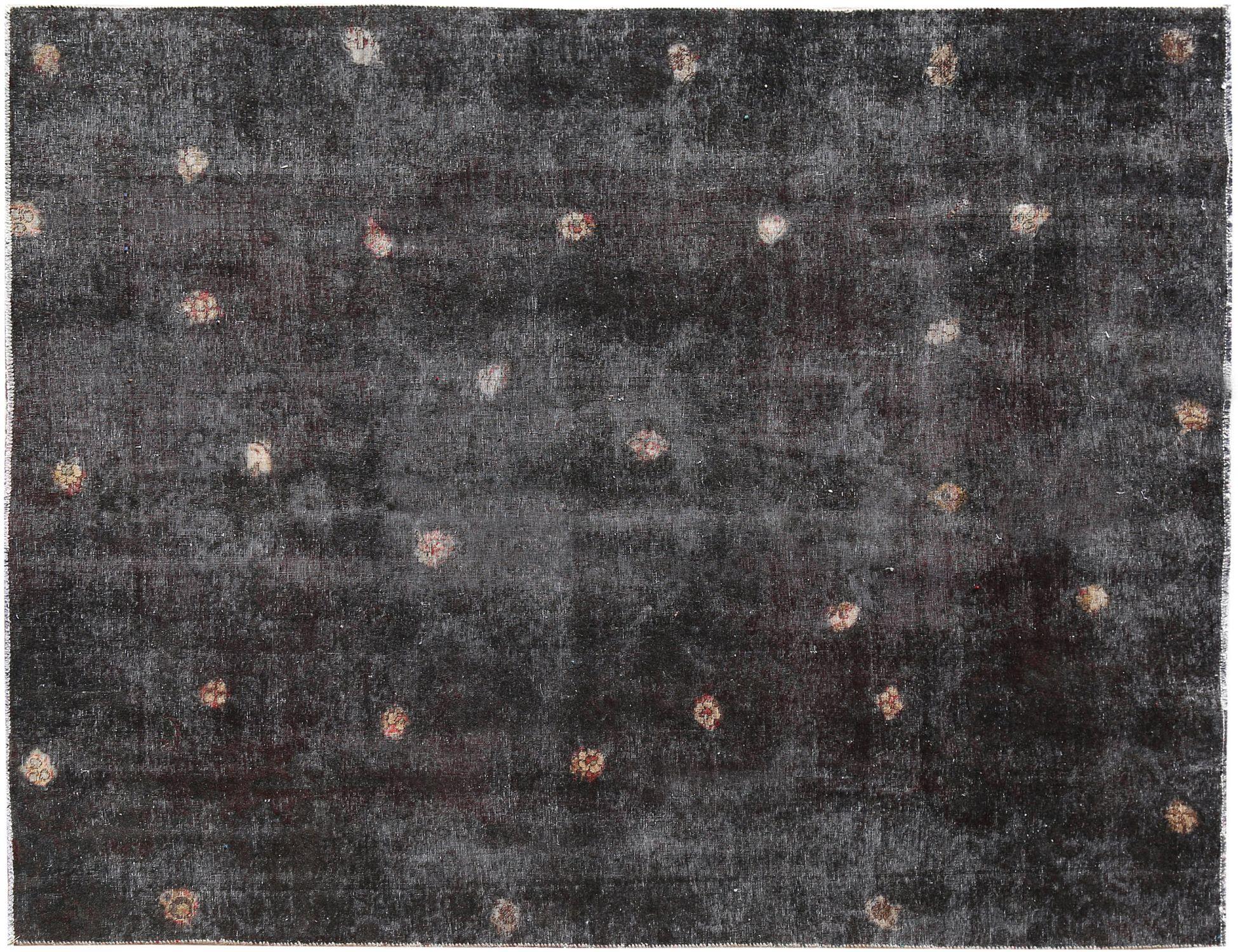 Tappeto Vintage  nero <br/>284 x 222 cm