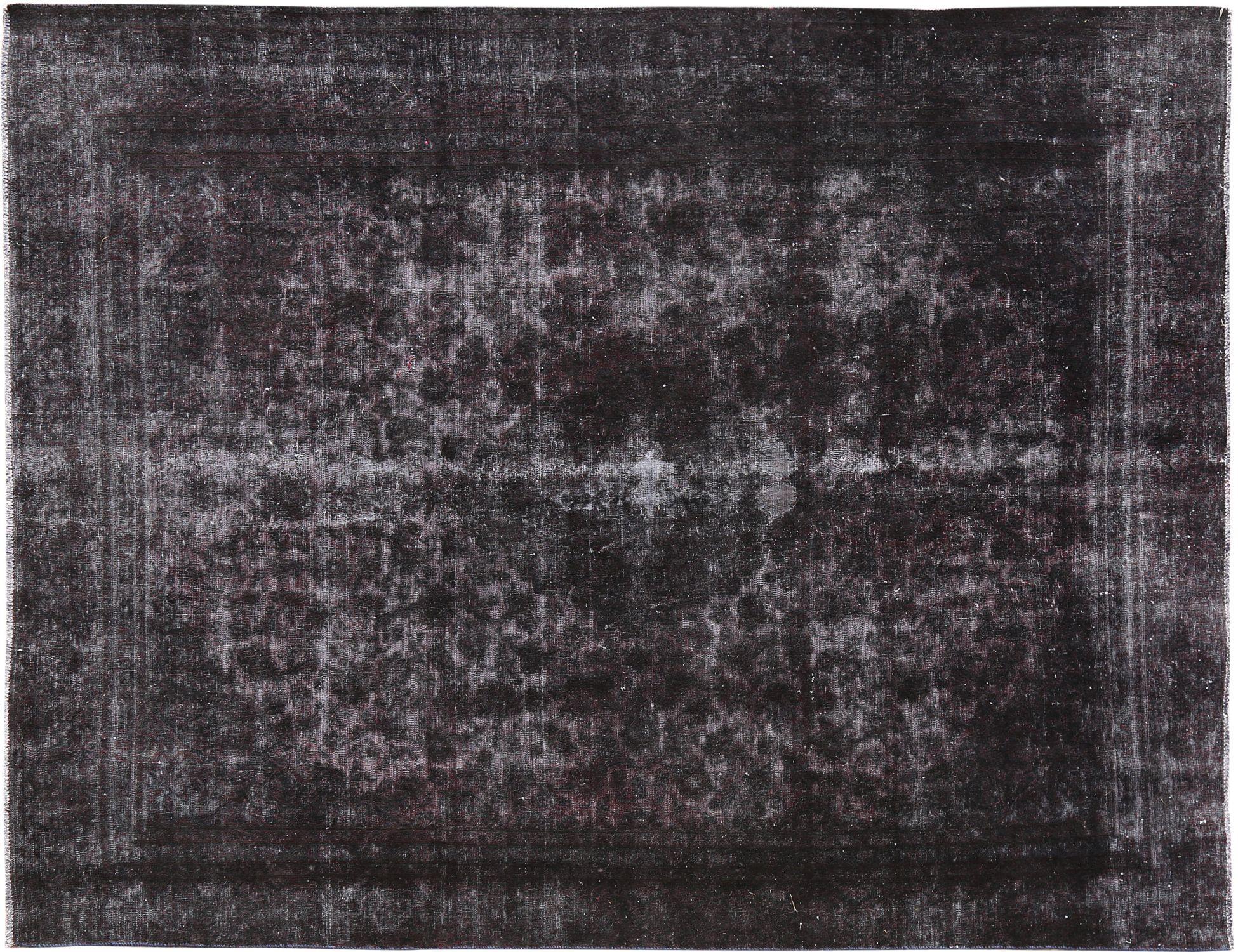Tappeto Vintage  nero <br/>340 x 259 cm