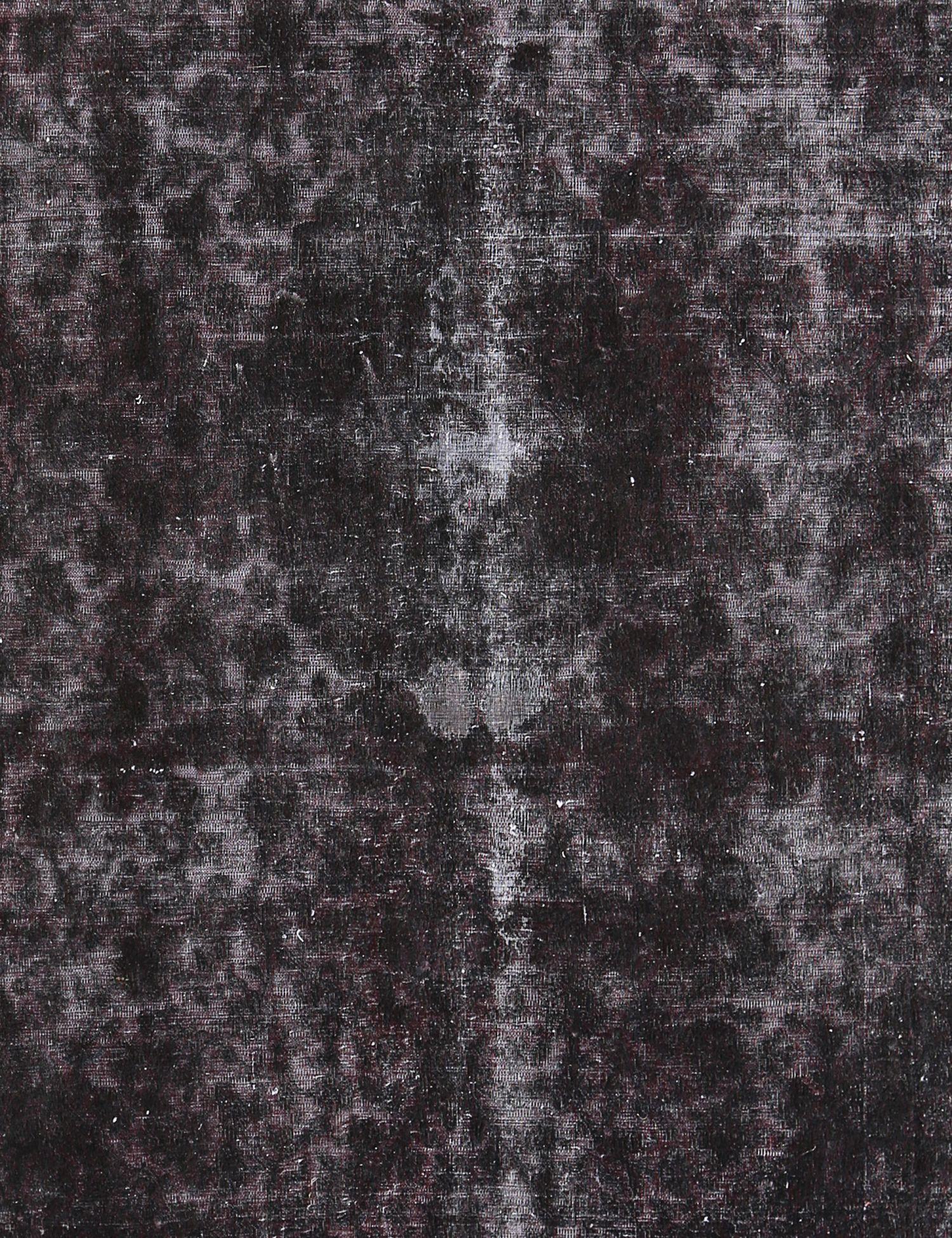 Vintage Teppich  schwarz <br/>340 x 259 cm