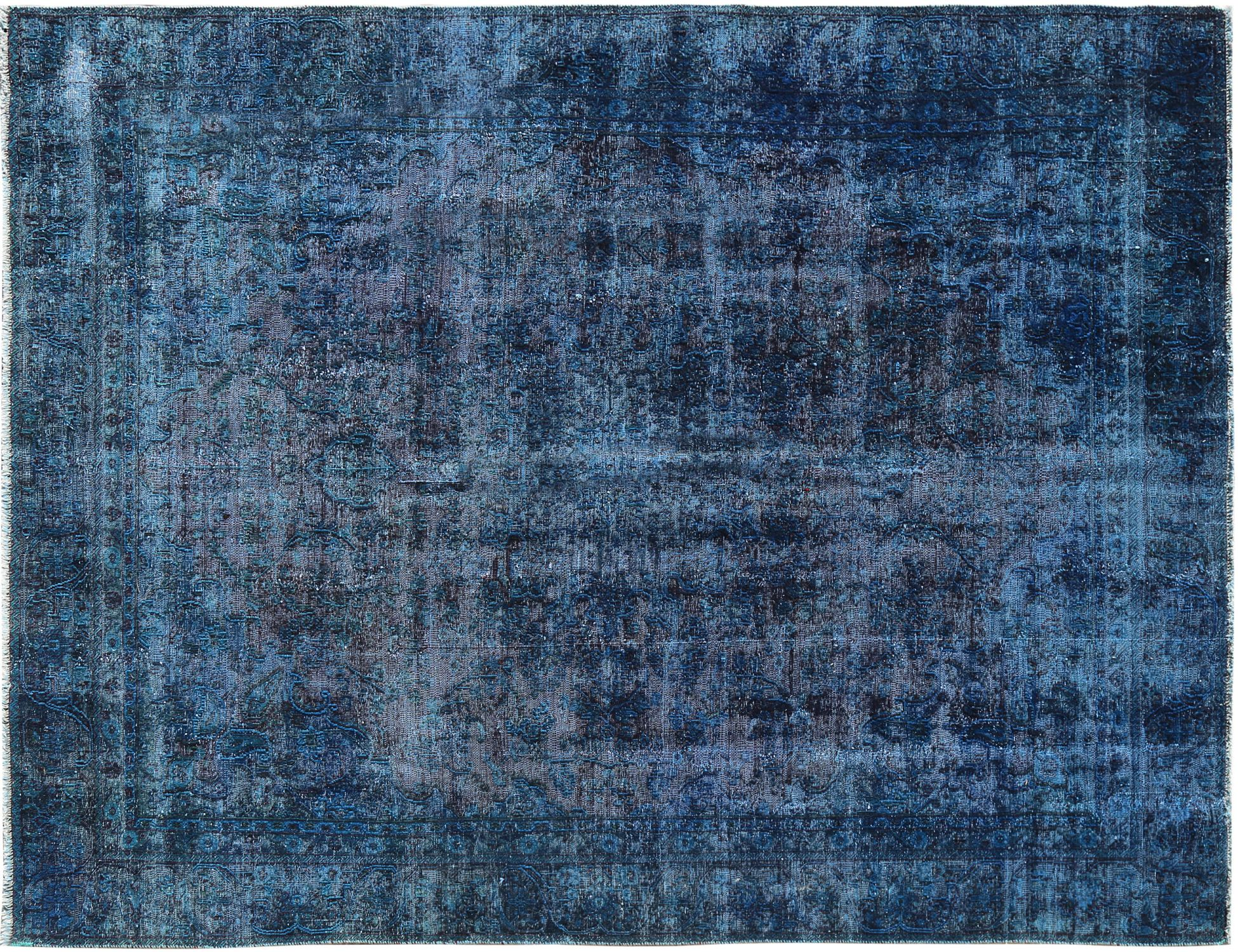 Tappeto Vintage  blu <br/>353 x 260 cm