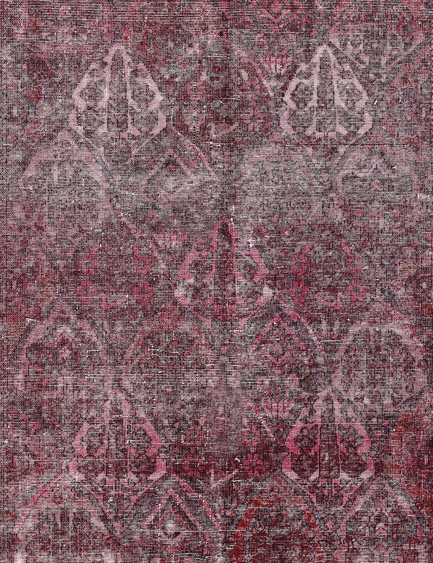 Vintage Teppich  rot <br/>230 x 166 cm
