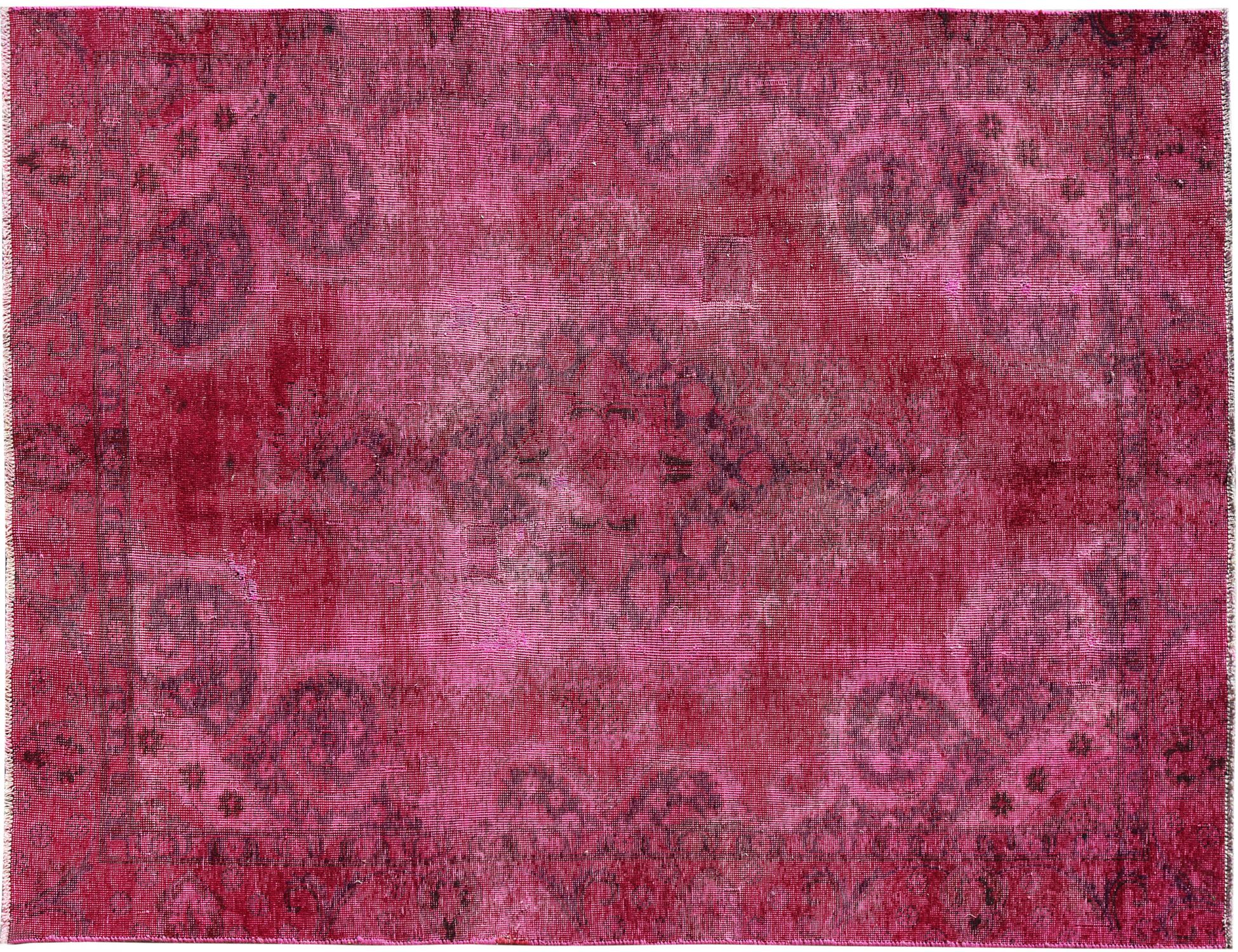 Vintage Teppich  rosa <br/>255 x 164 cm