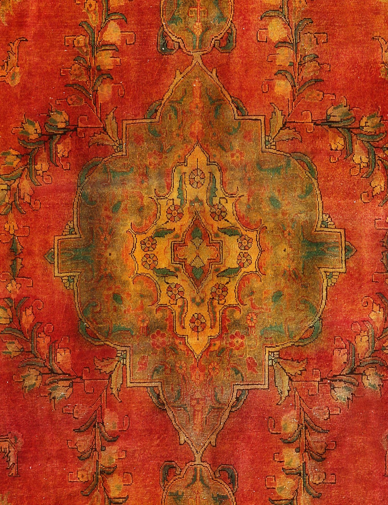Tappeto Vintage  arancio <br/>335 x 221 cm