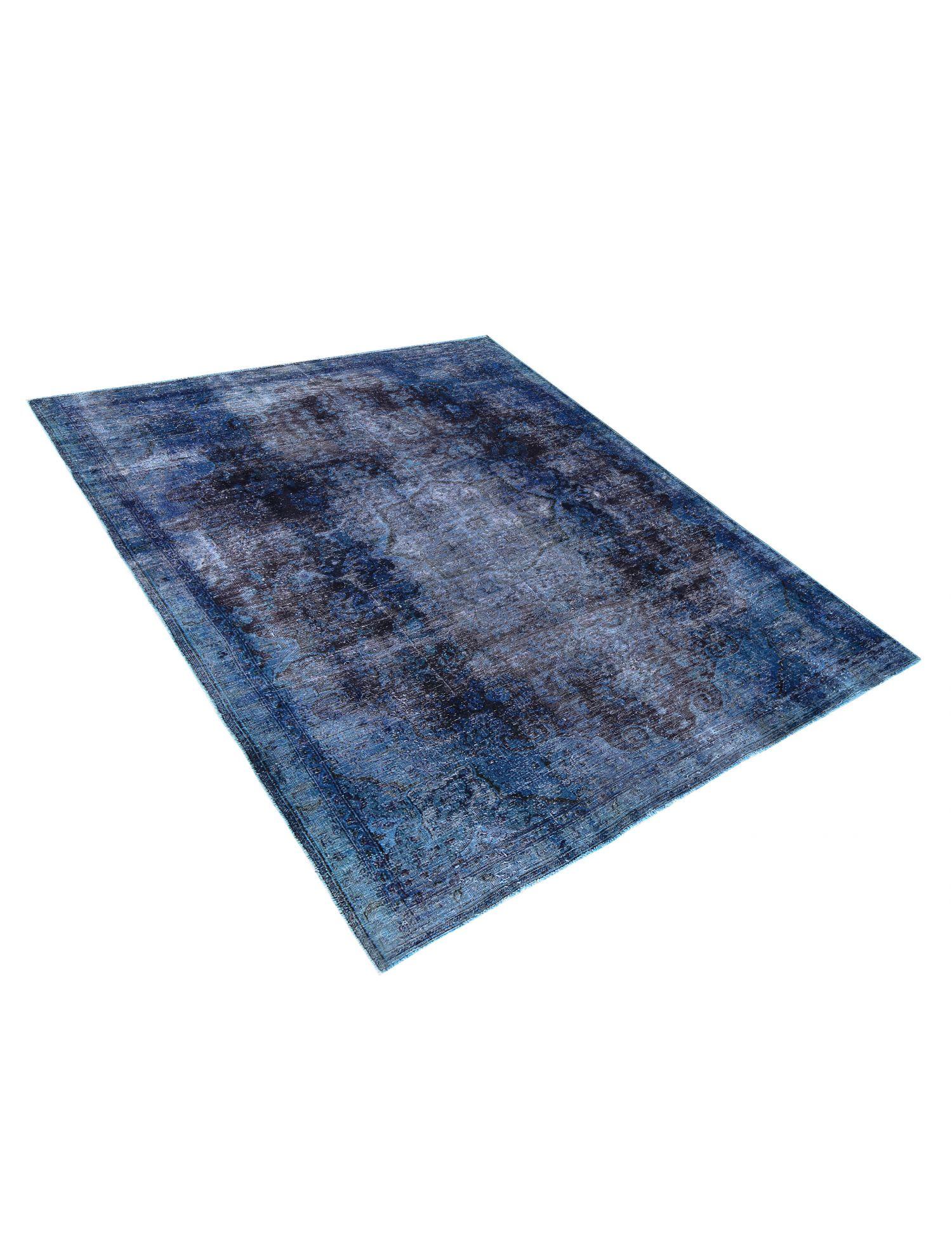 Tappeto Vintage  blu <br/>317 x 212 cm