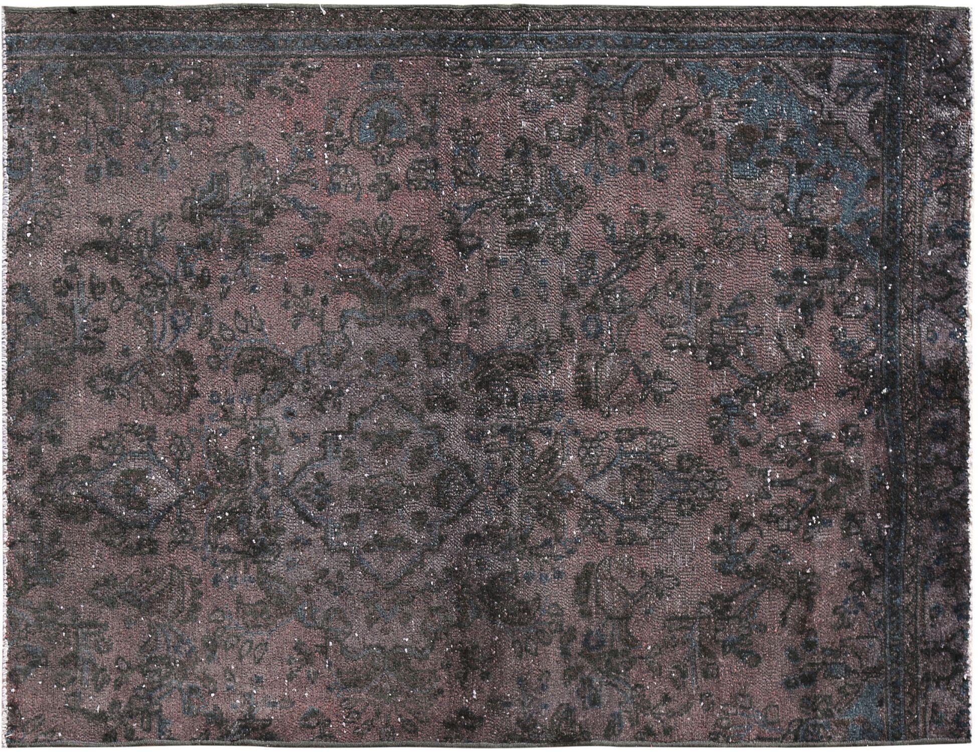 Tappeto Vintage  nero <br/>215 x 135 cm