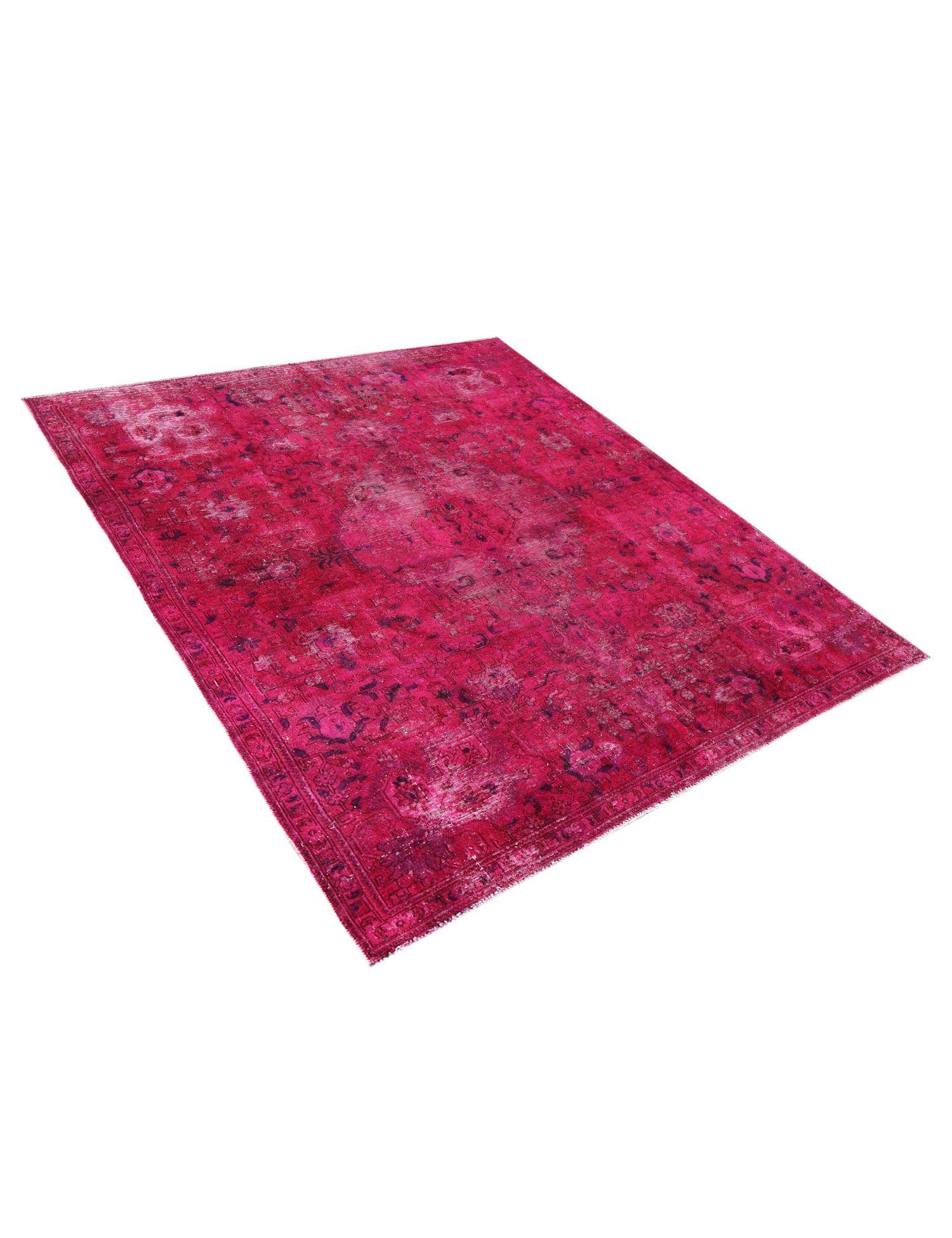 Vintage Teppich  rot <br/>325 x 235 cm