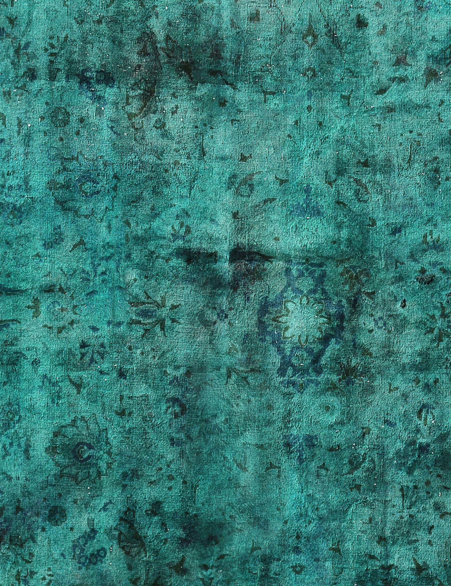 Tappeto Vintage  verde <br/>216 x 134 cm