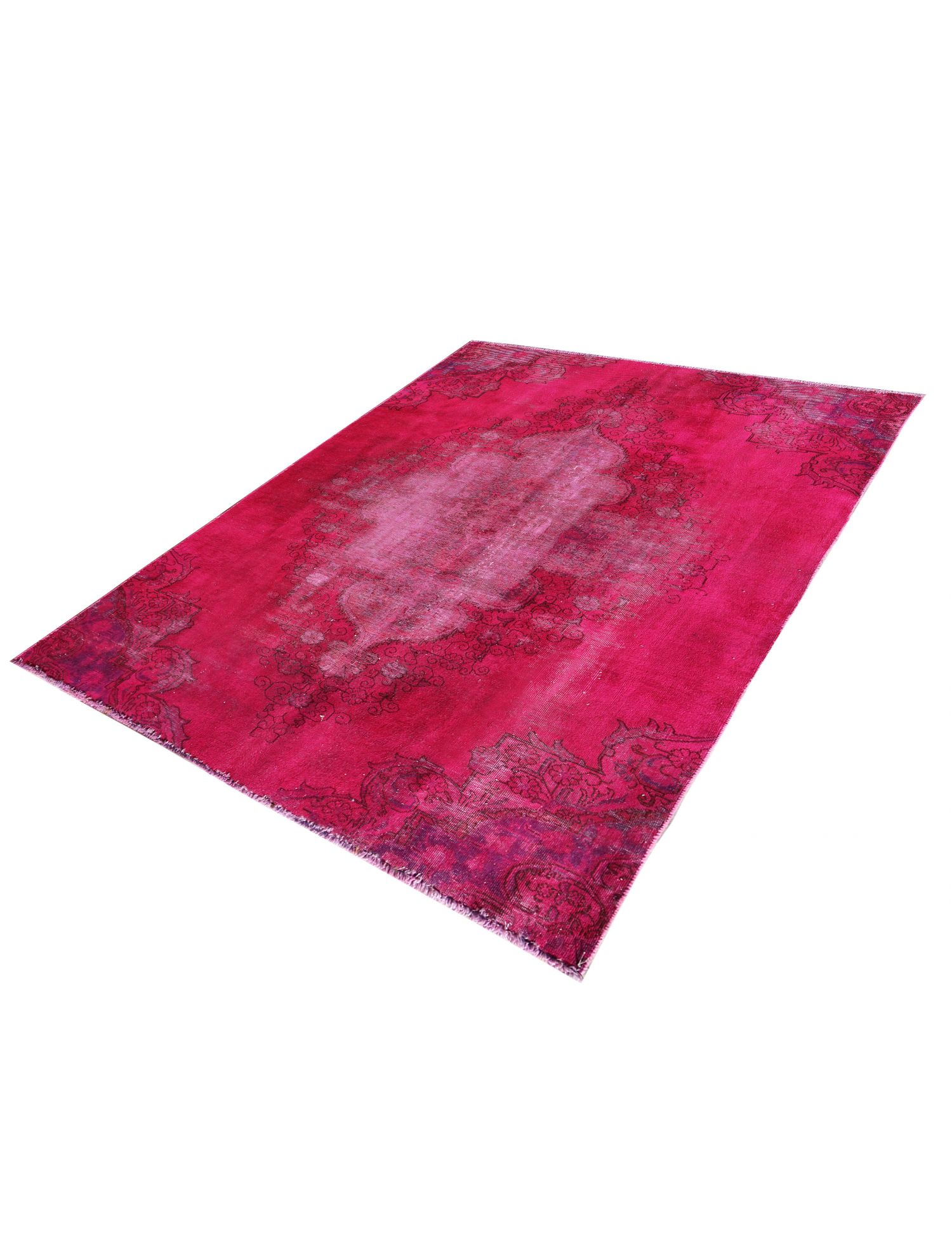 Vintage Teppich  rosa <br/>283 x 181 cm