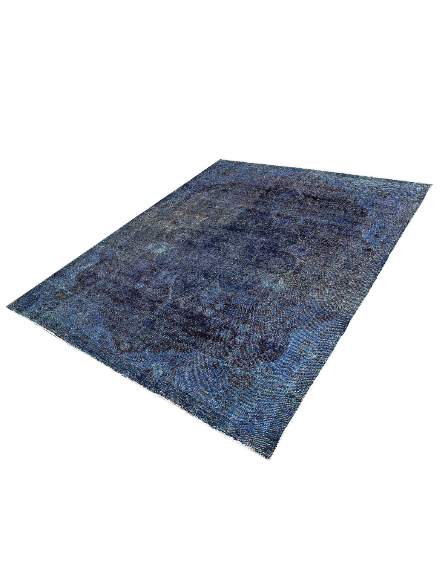 Tappeto Vintage  blu <br/>300 x 225 cm