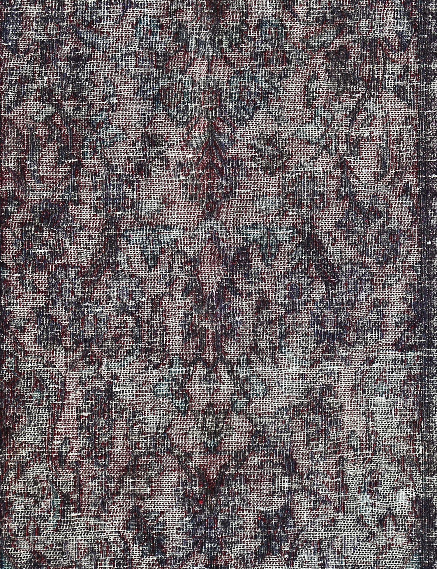 Tappeto Vintage  nero <br/>171 x 123 cm